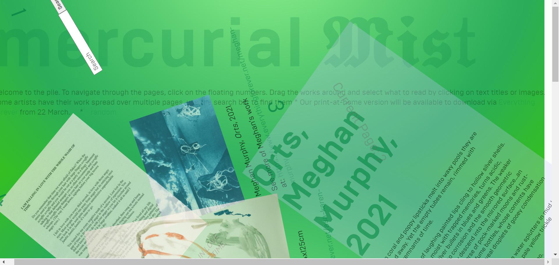 Mercurial Mist (Online Iteration)