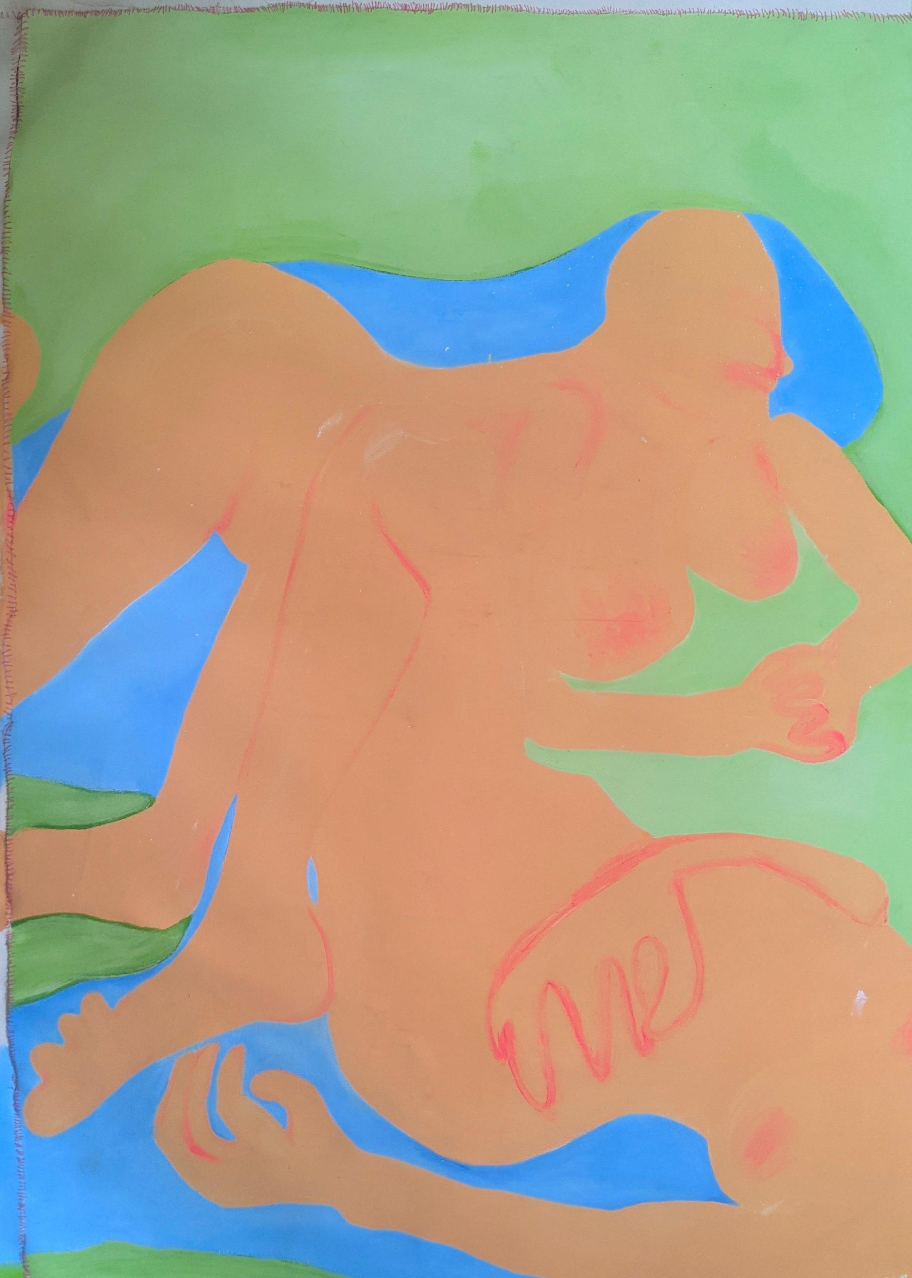 Nude Picnic Ladies