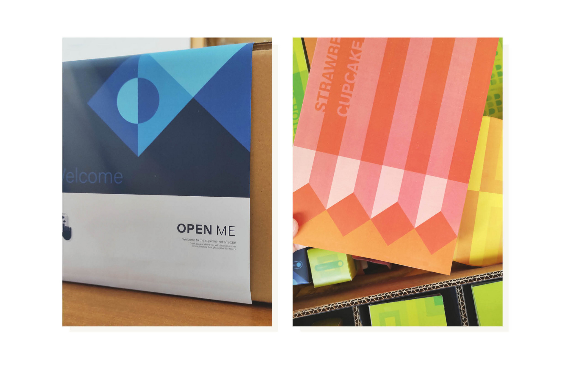 Onboarding – Unboxing