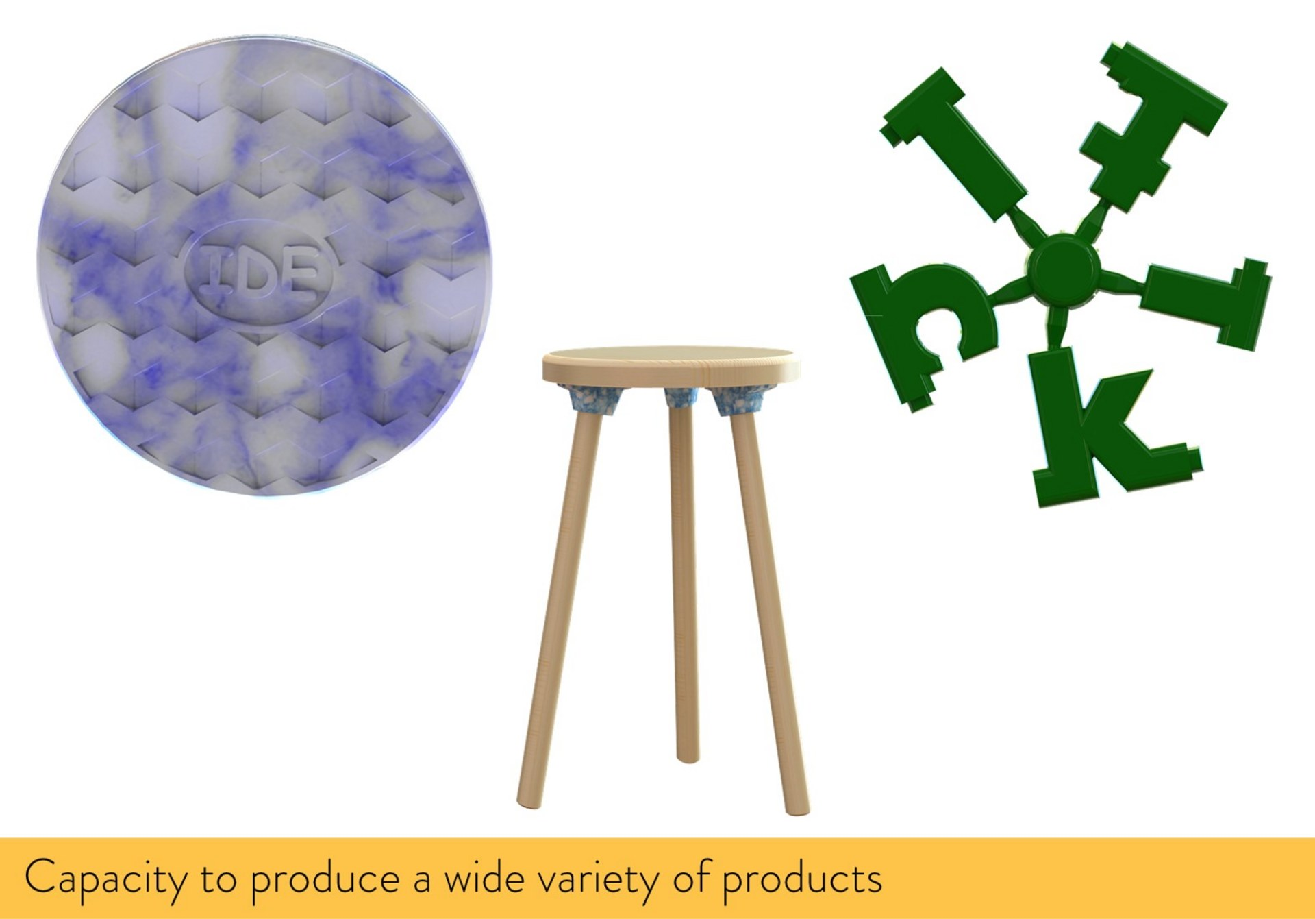Products made with OpenMould