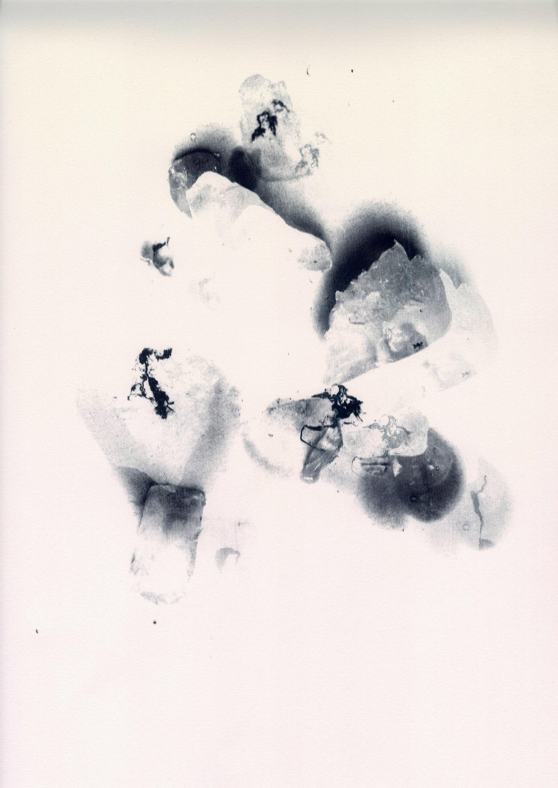 Ice fragments