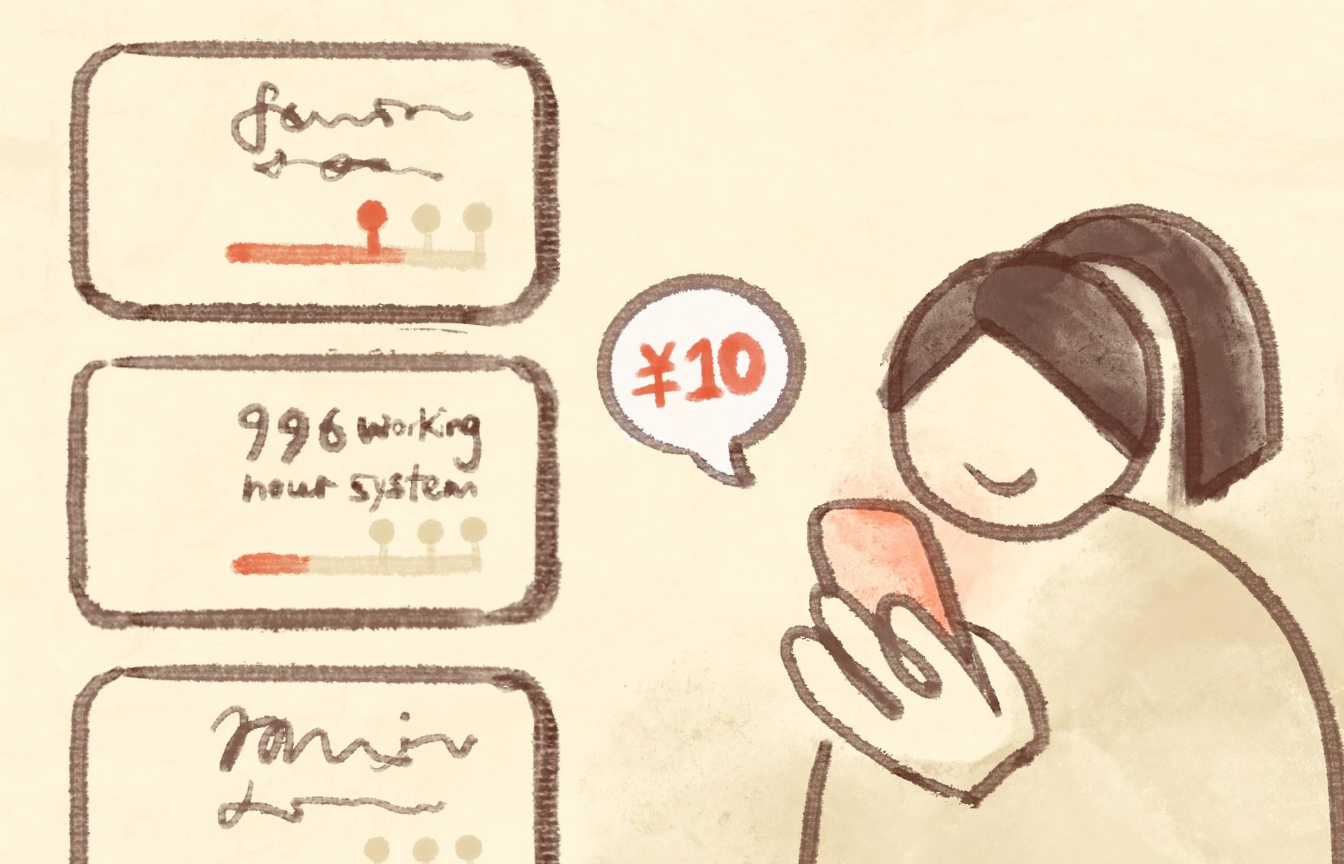 Service Flow - Crowdfunding