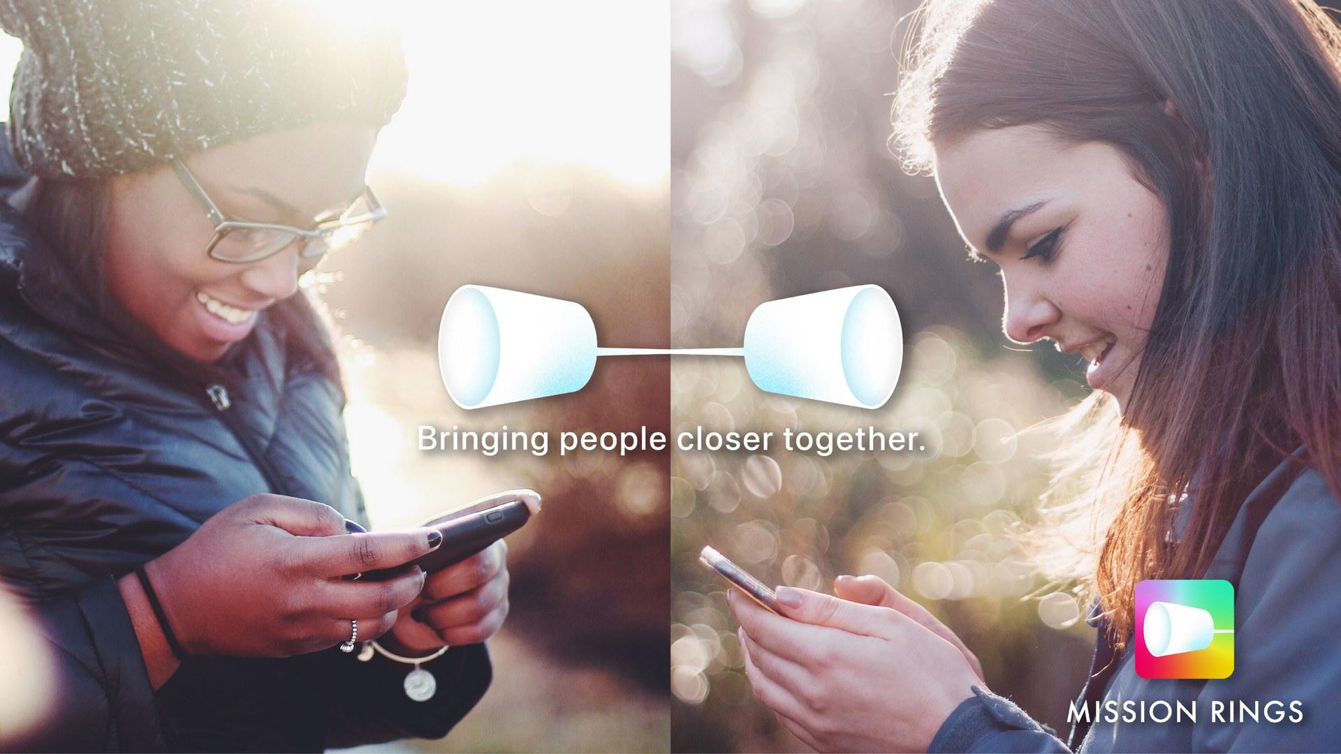 Mission Rings: Bringing People Closer Together