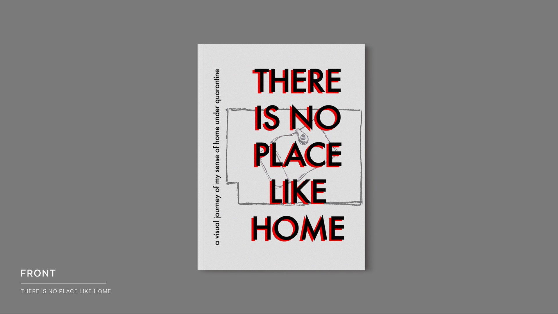 Front of There Is No Place Like Home