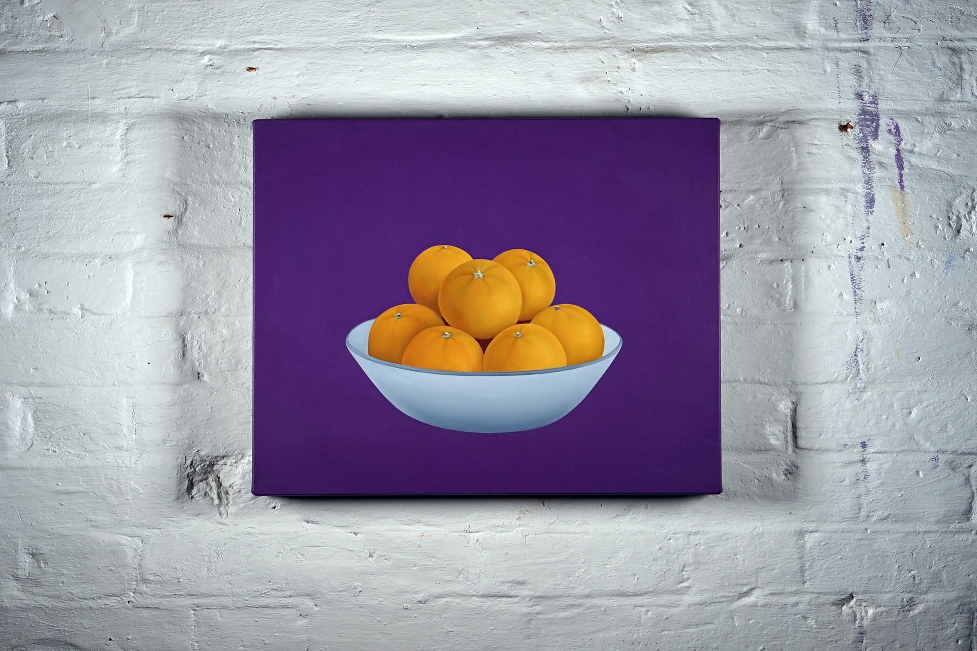 Ten Oranges