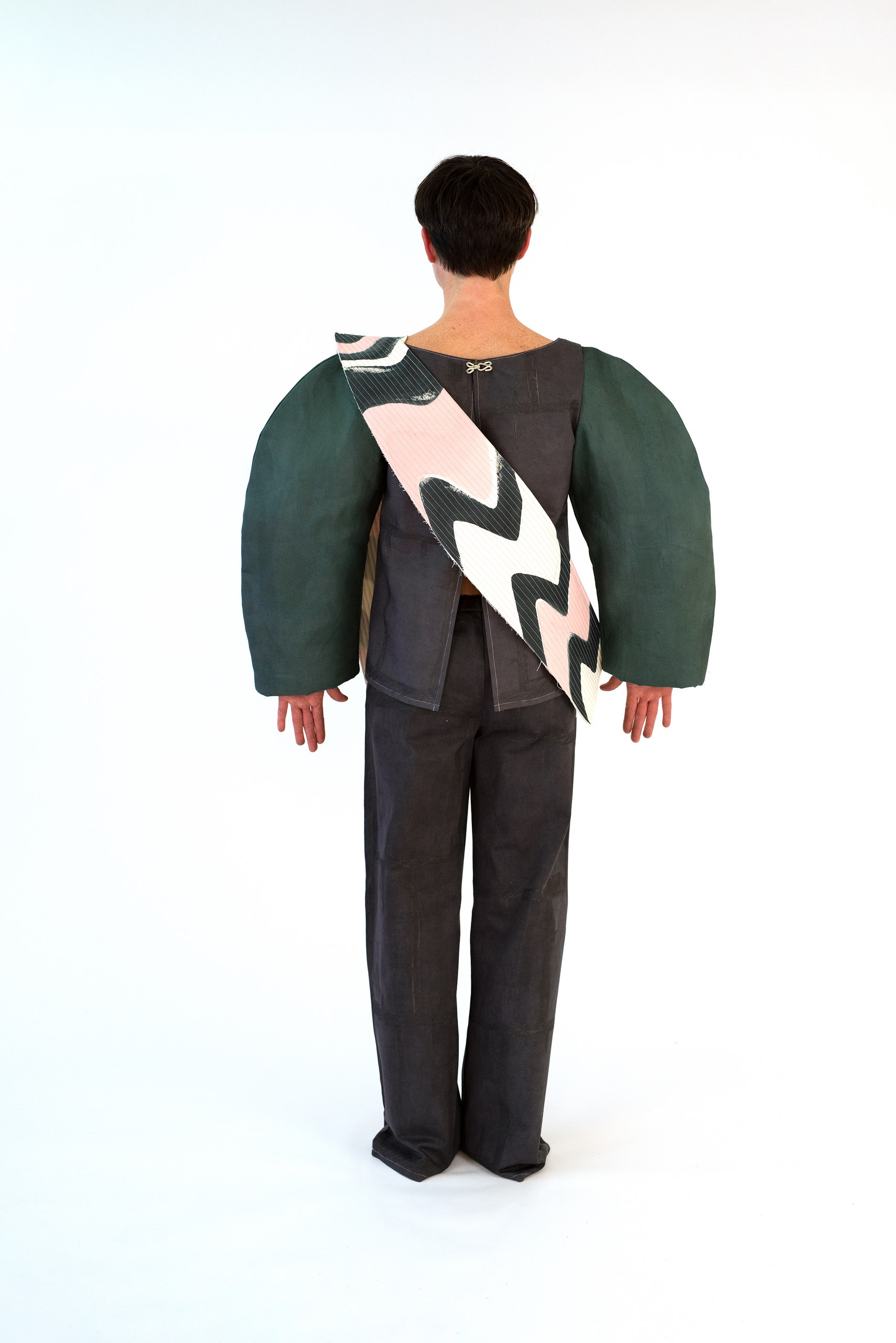 Ceremonial Costume // Froggatt Edge