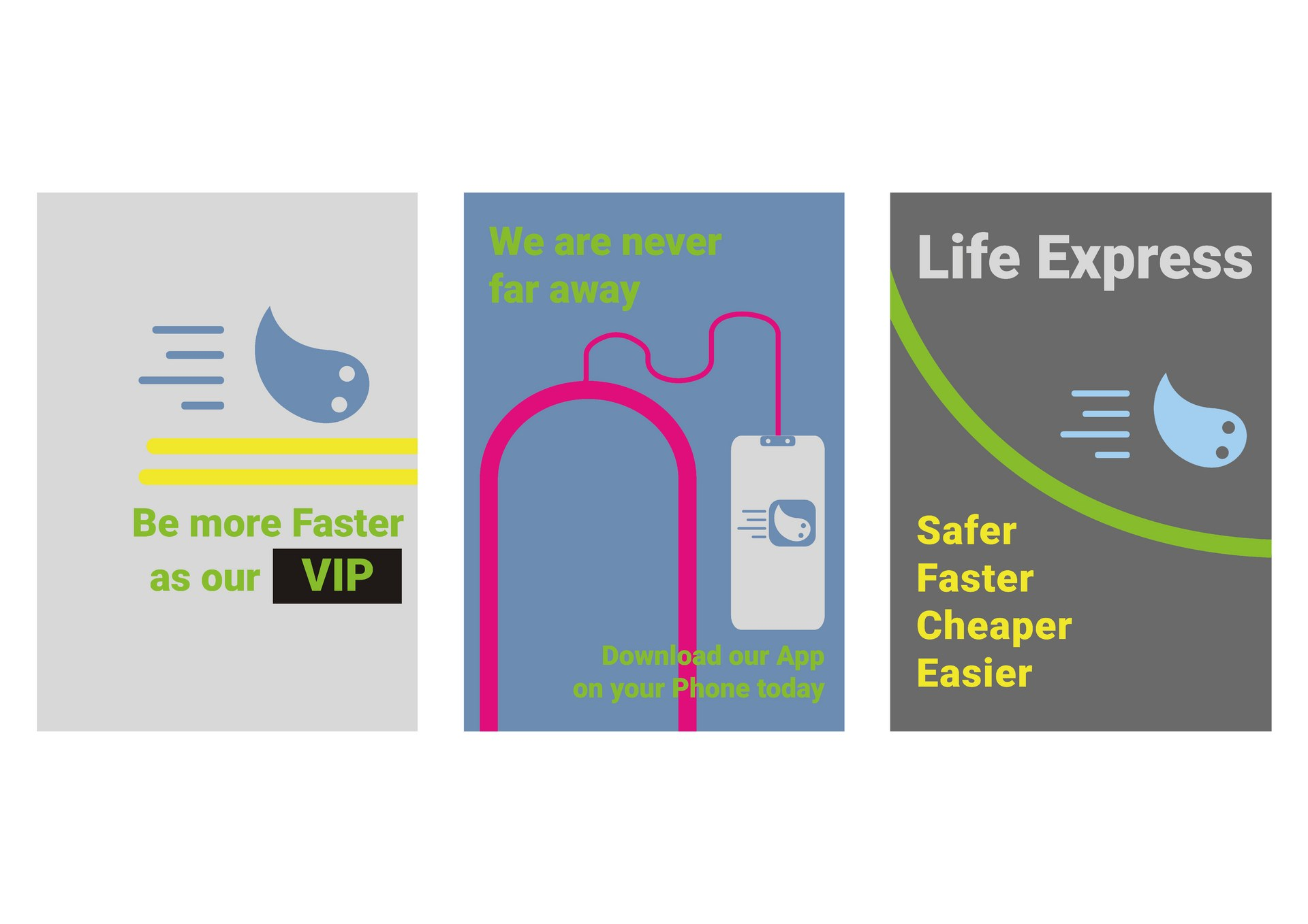 Poster of Life Express