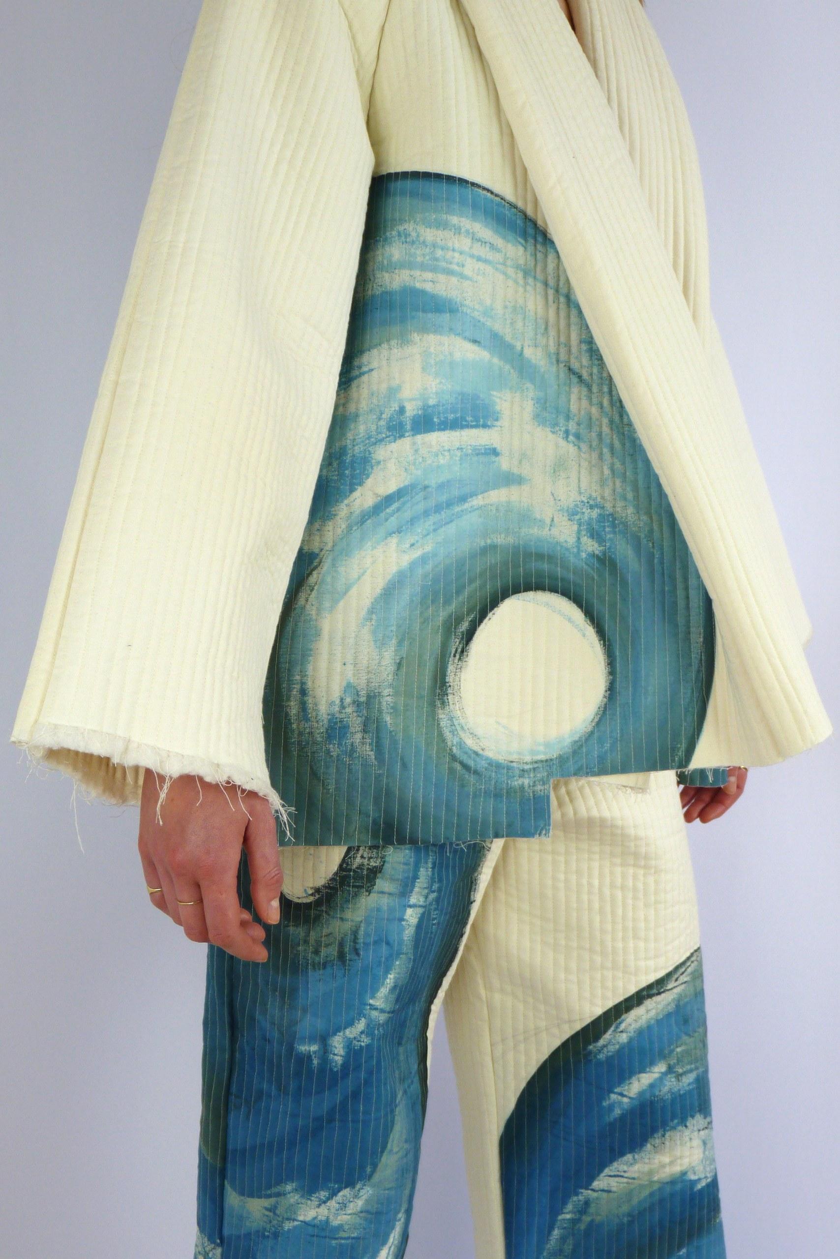 Ceremonial Costume // Millstone Close Up