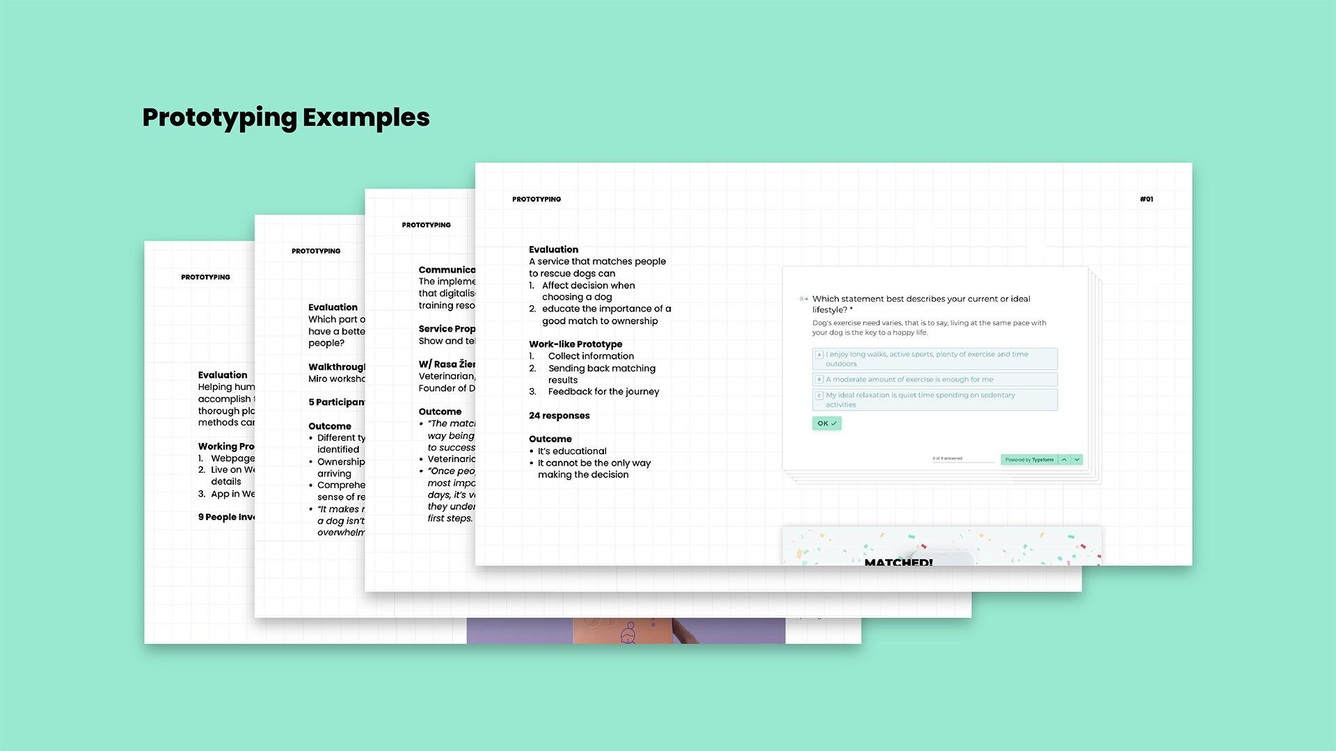 Prototyping Examples