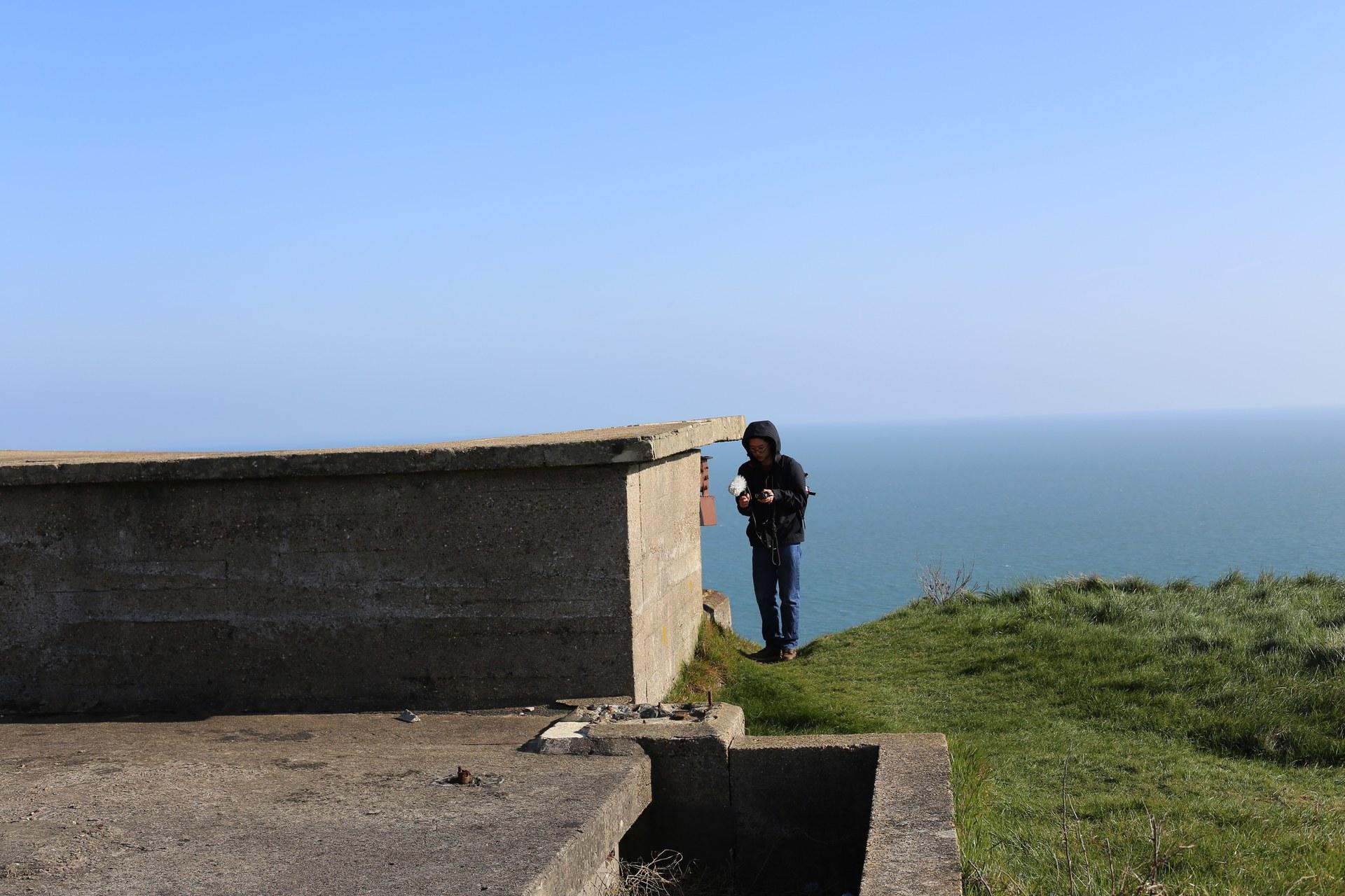 Field Recording in Dover