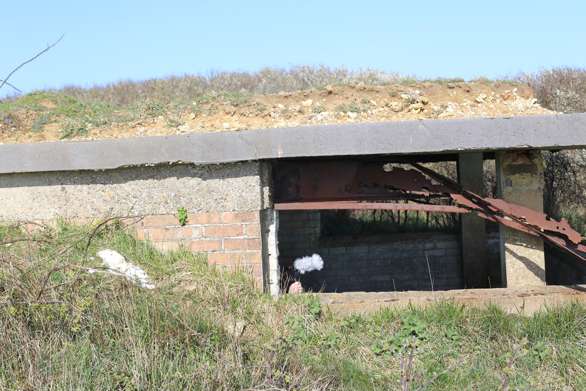 Hougham Battery