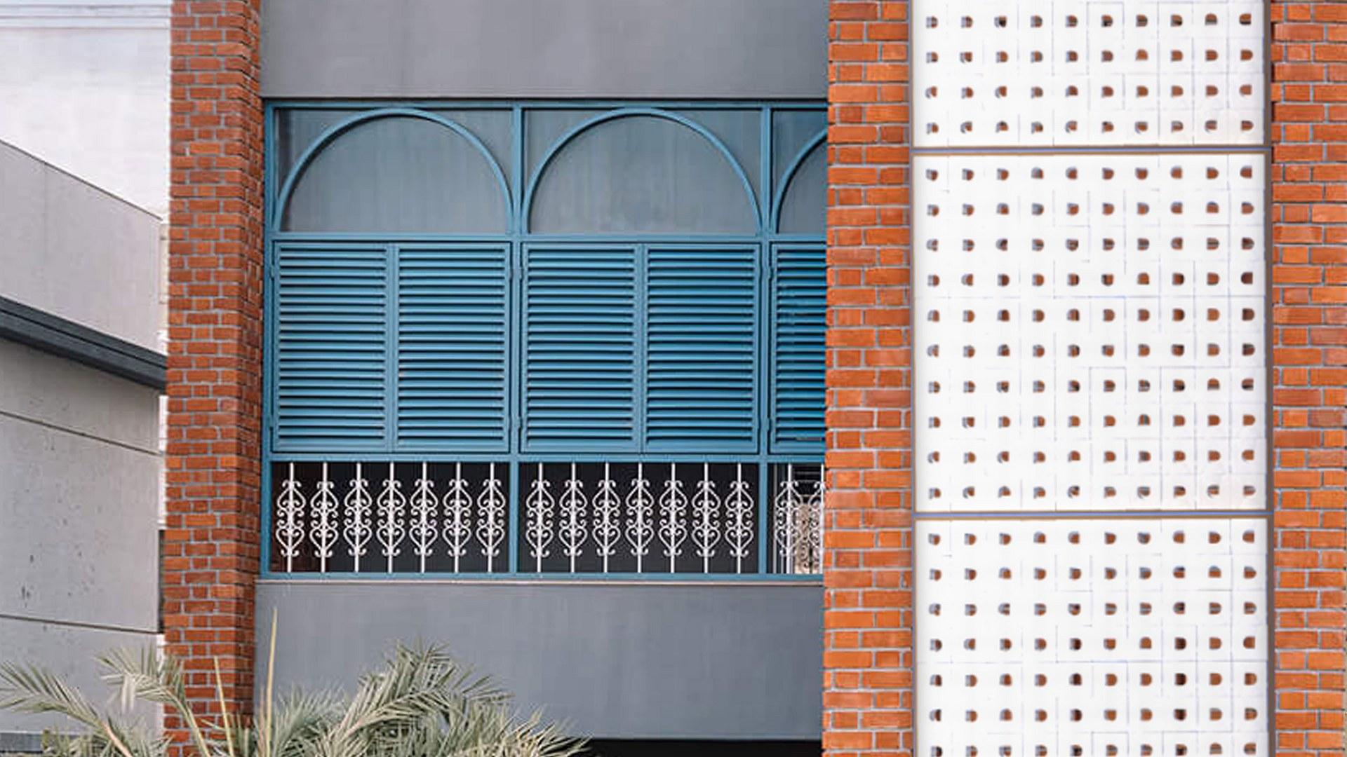 NewBlue x Industhan Ceramics Passive Cooling tiles