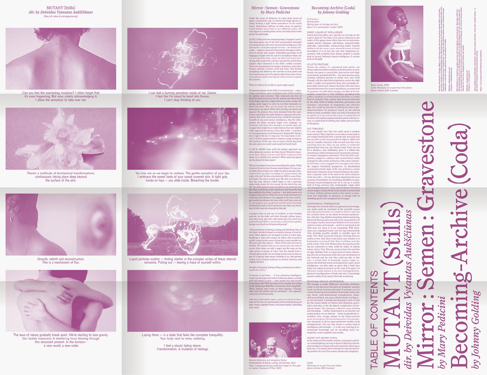 Issue Morph – Inside