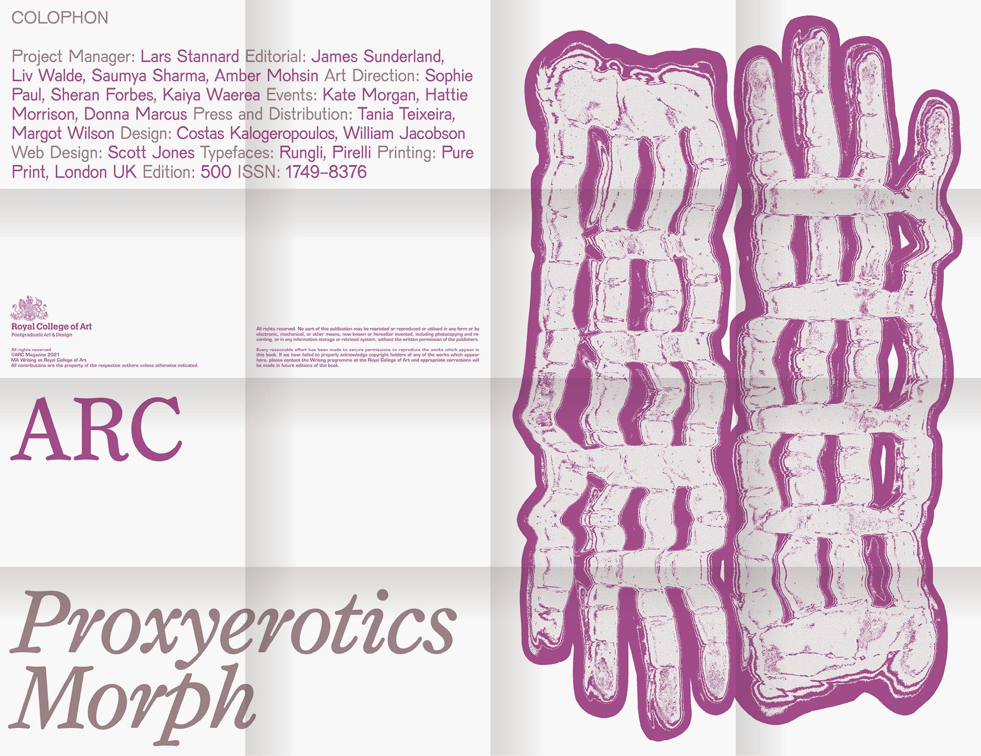Issue Morph – Frontside