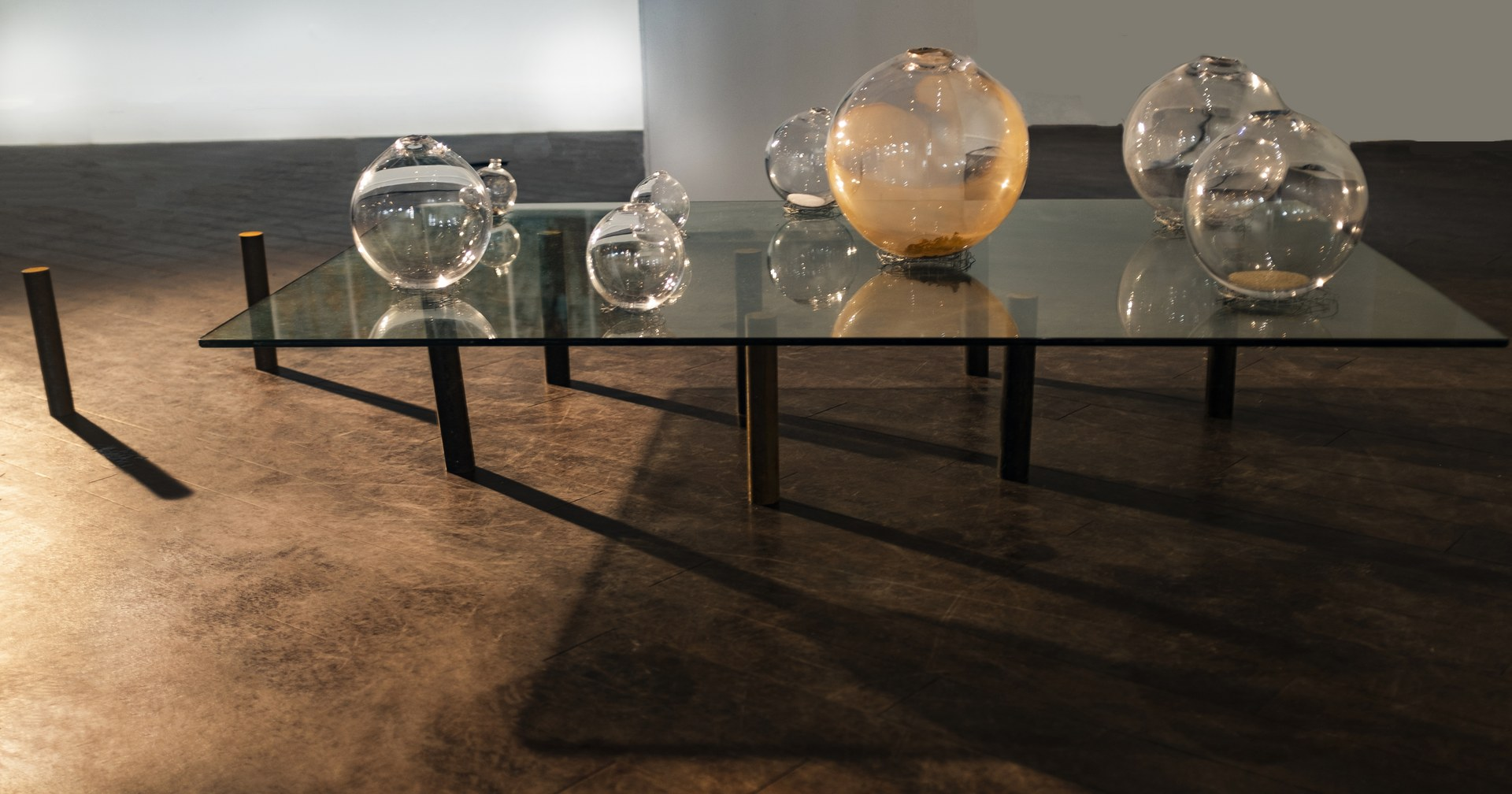 GLOBES - INFINITY PARTICLES