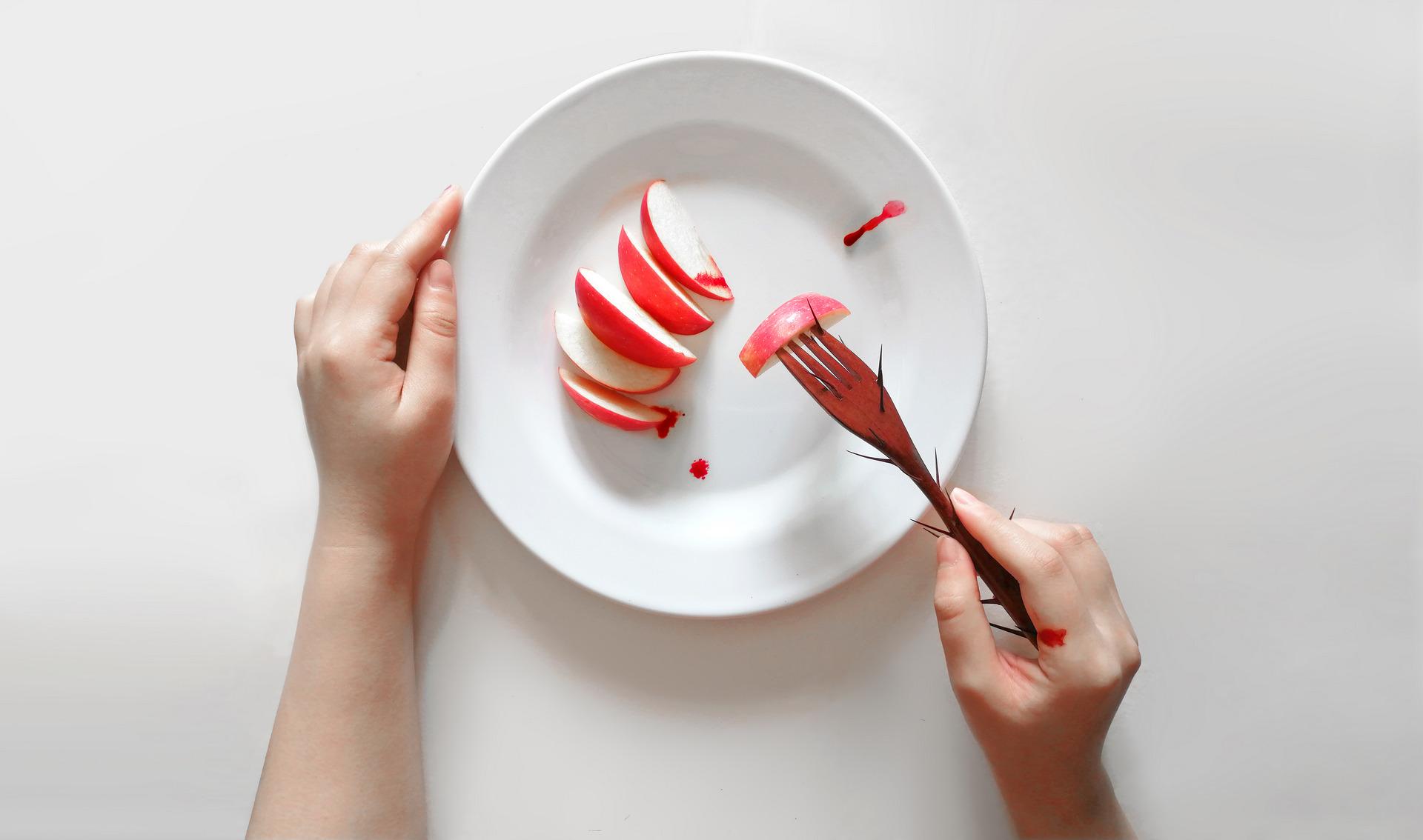 Diet trainer — Fork