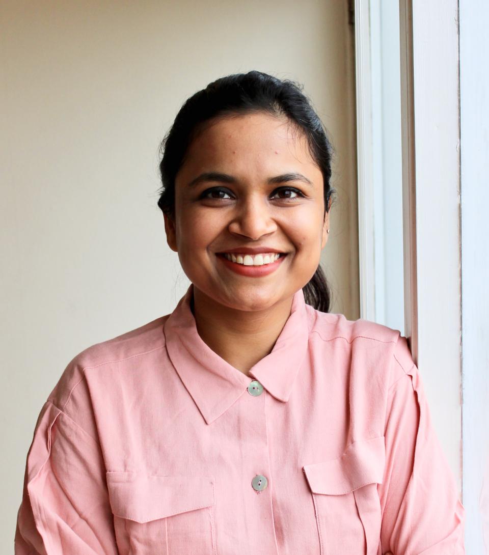 Geetika Kejriwal