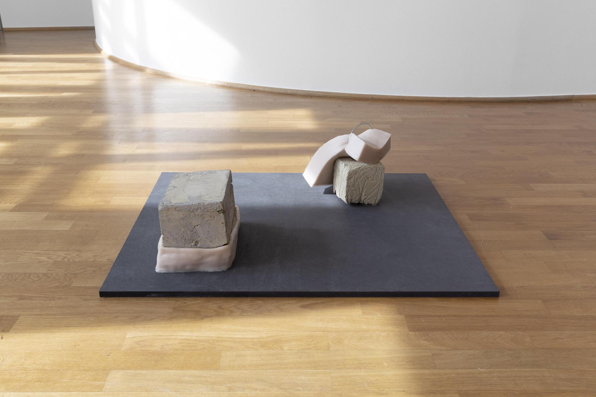 'Contemporary Escapism',Exhibition View, Cultural Forum Berlin