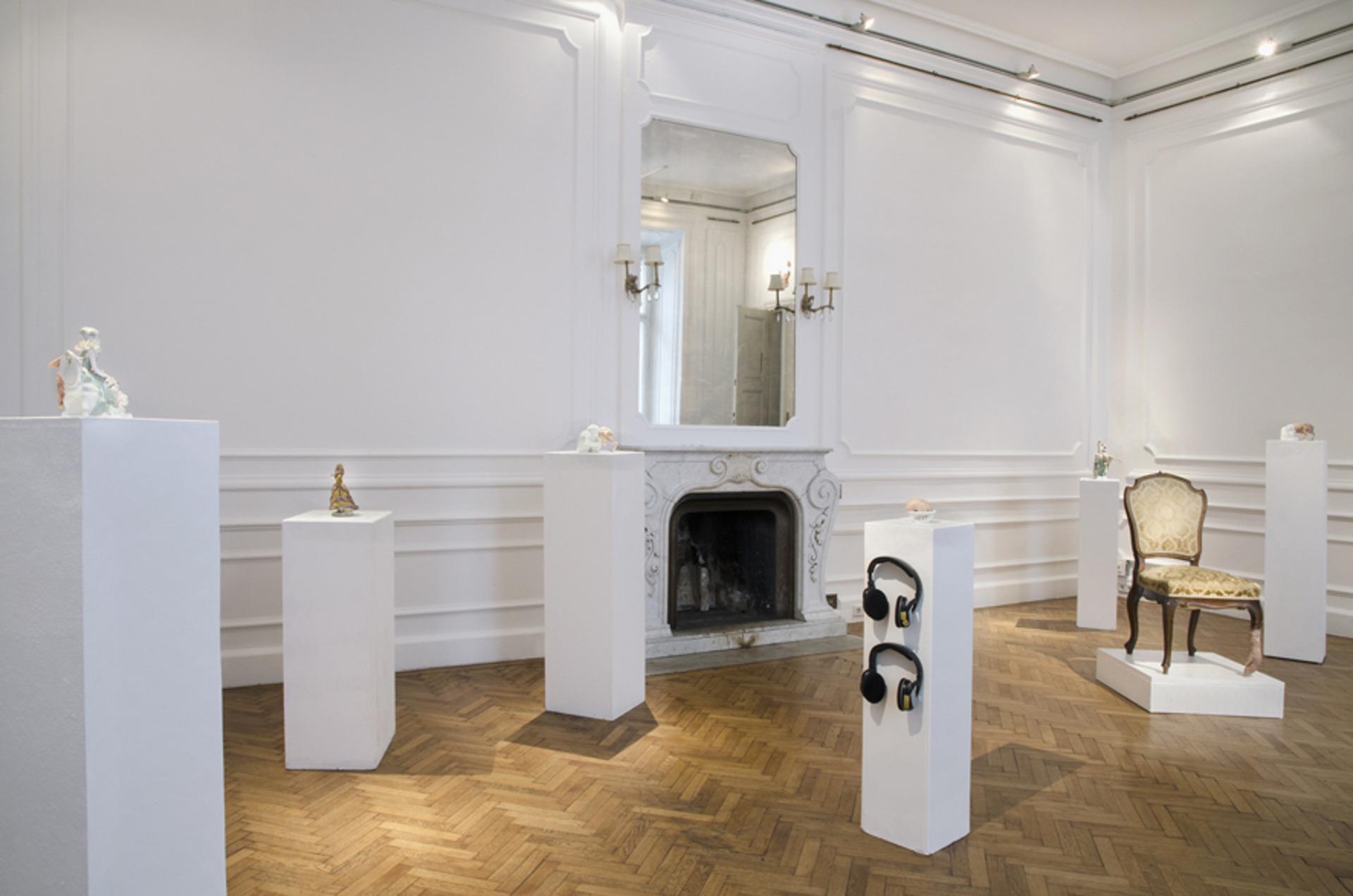 Exhibition View Sotheby's Vienna