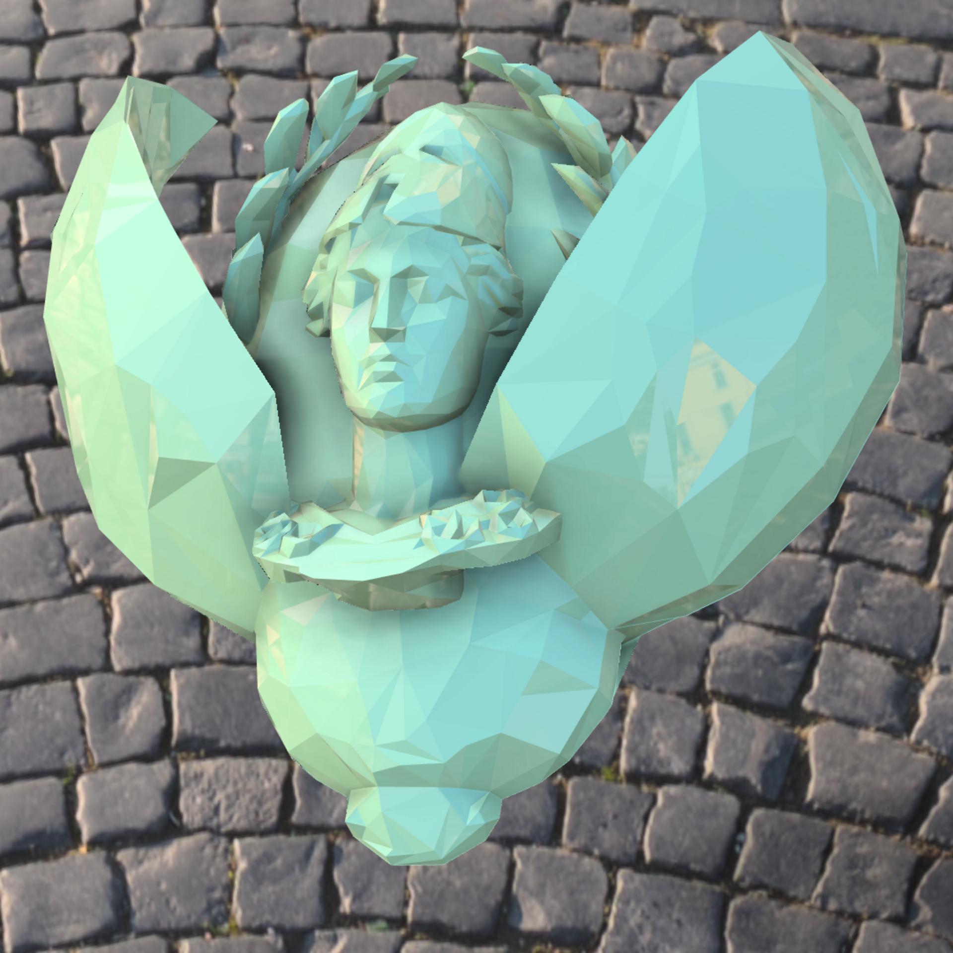 lady Athena Exoblock