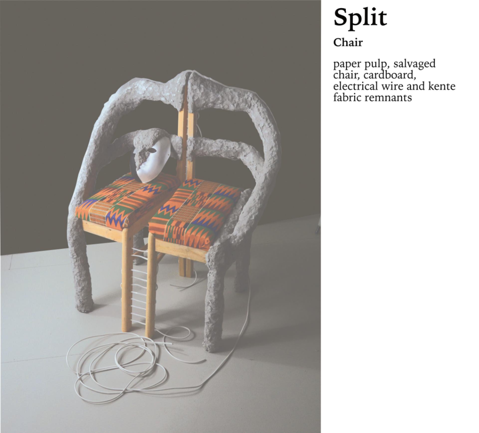 The 'Split' Chair