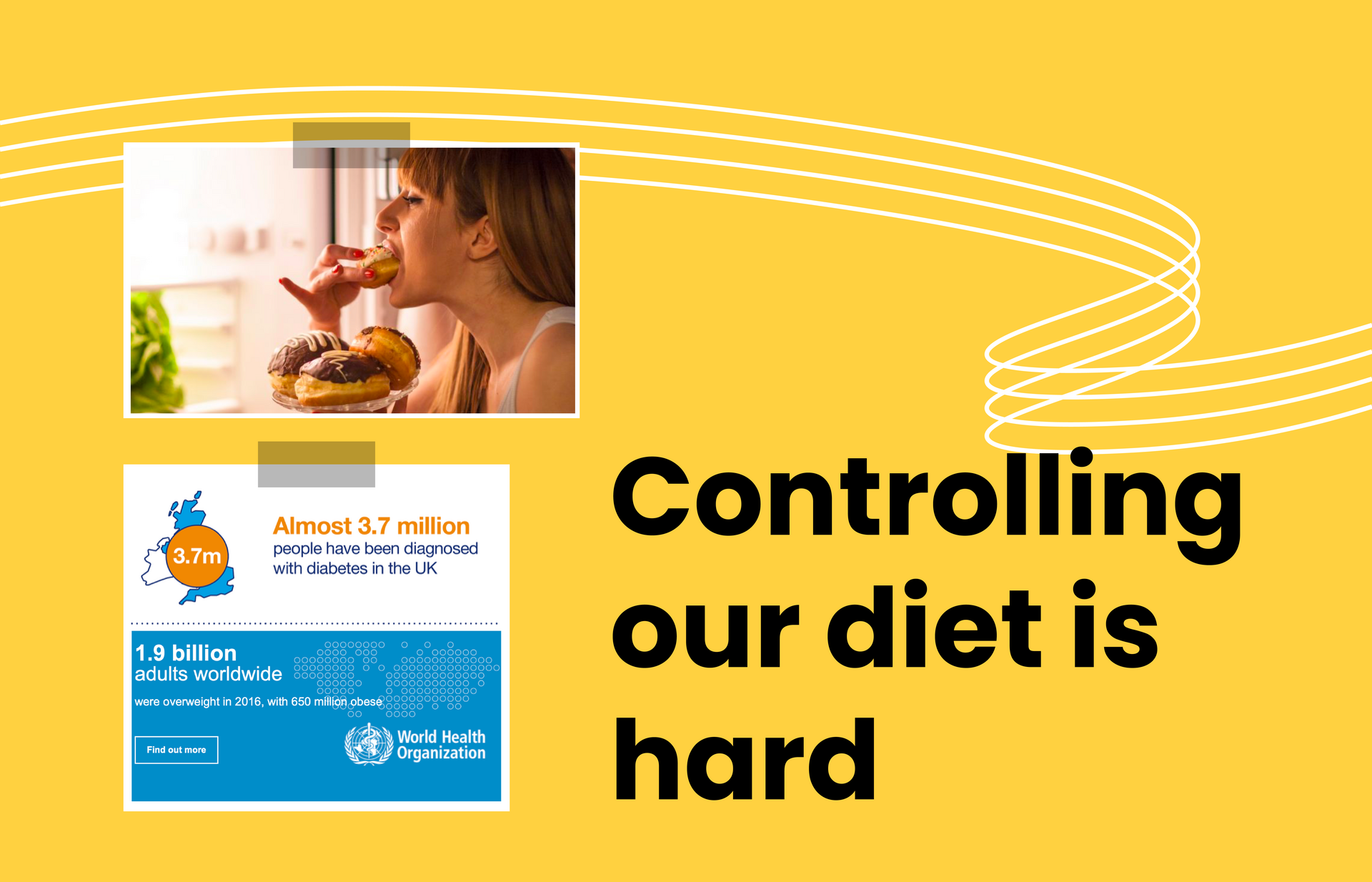Lifestyle diseases and problems of dieting