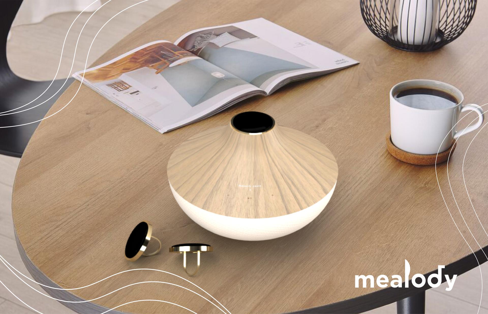 Mealody Audio Speaker