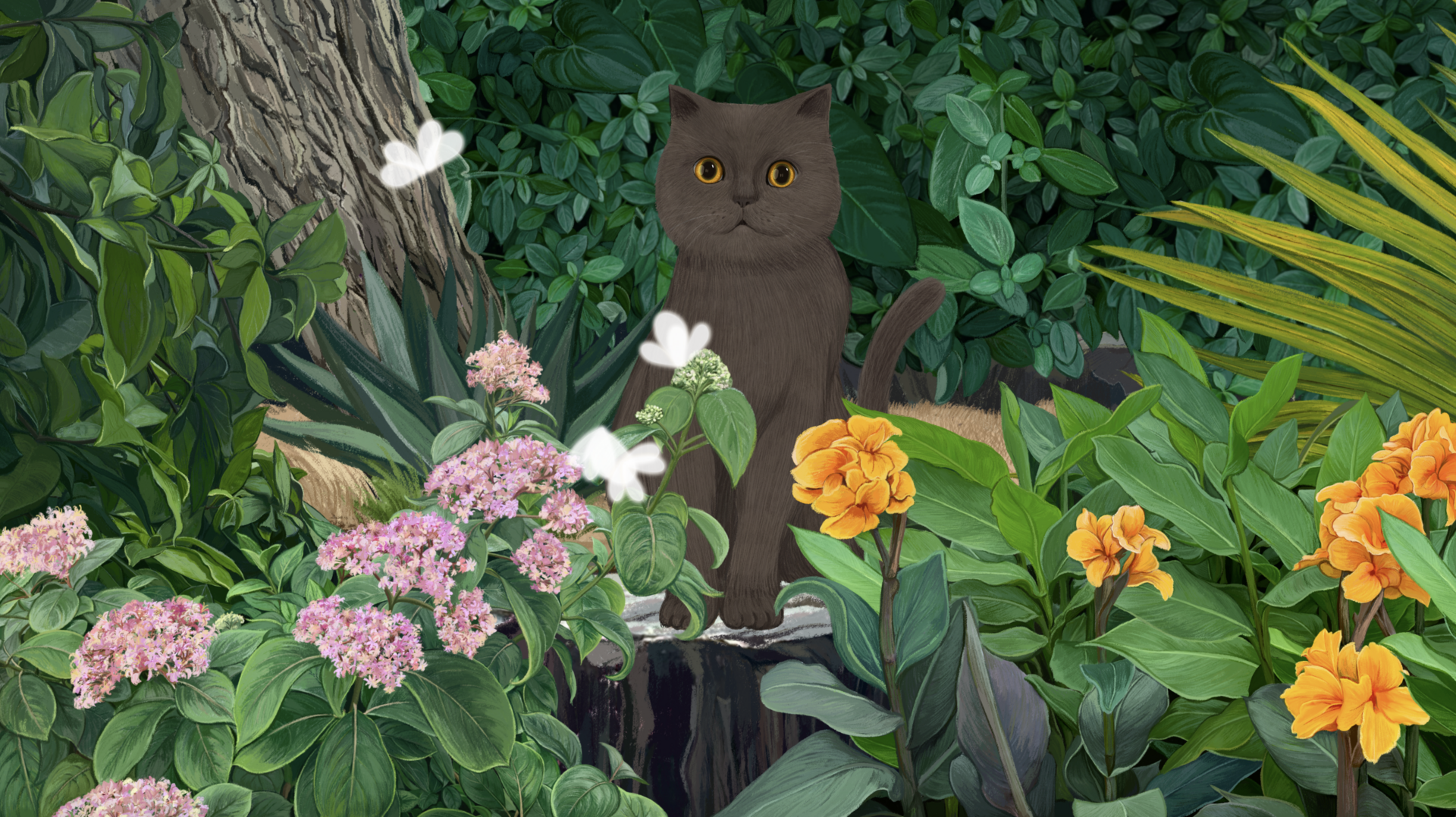 Natural Environment / Unreal (Cat)