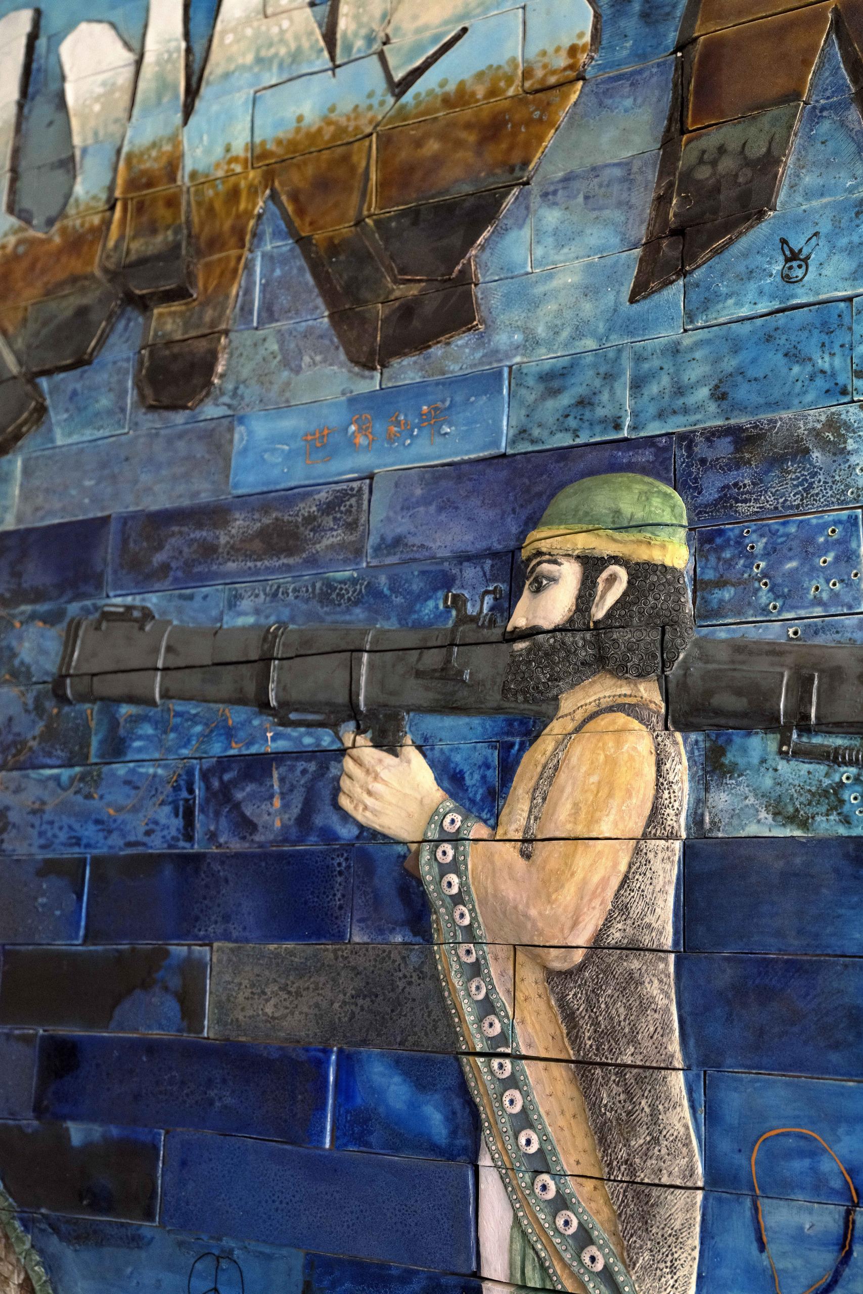 #Ruin's Riot: EXITIUM (fragment of the warrior )
