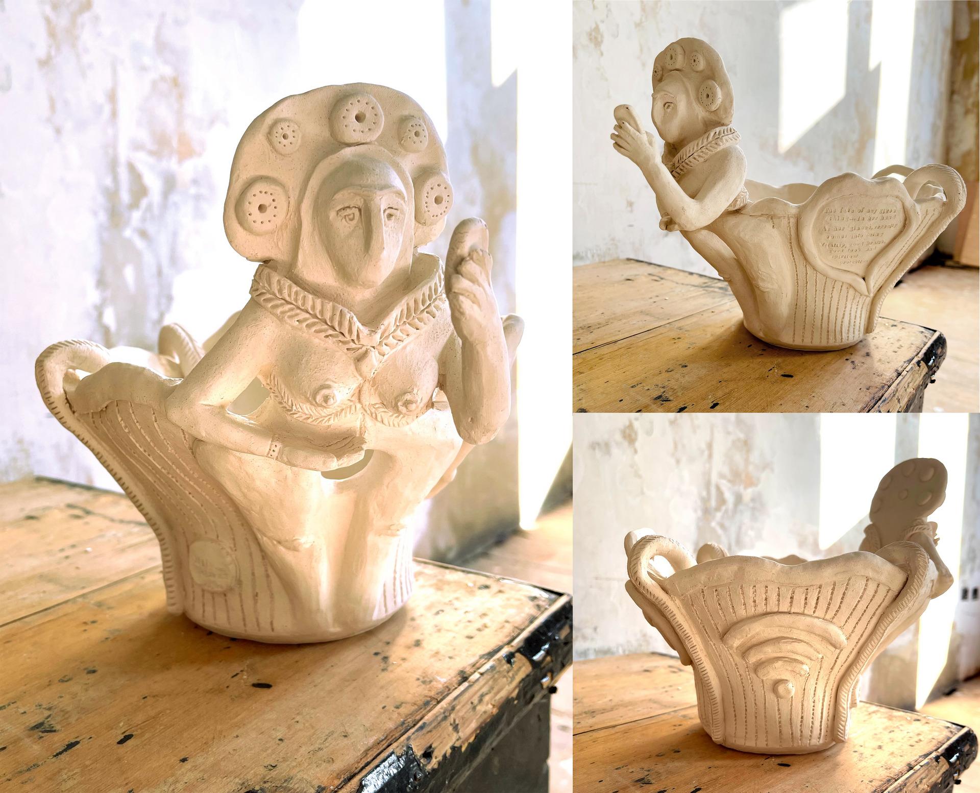 The Selfie Vase.