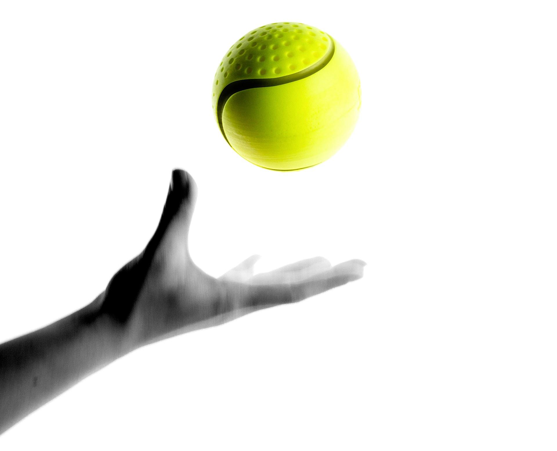 RESET_ VI Tennis Ball