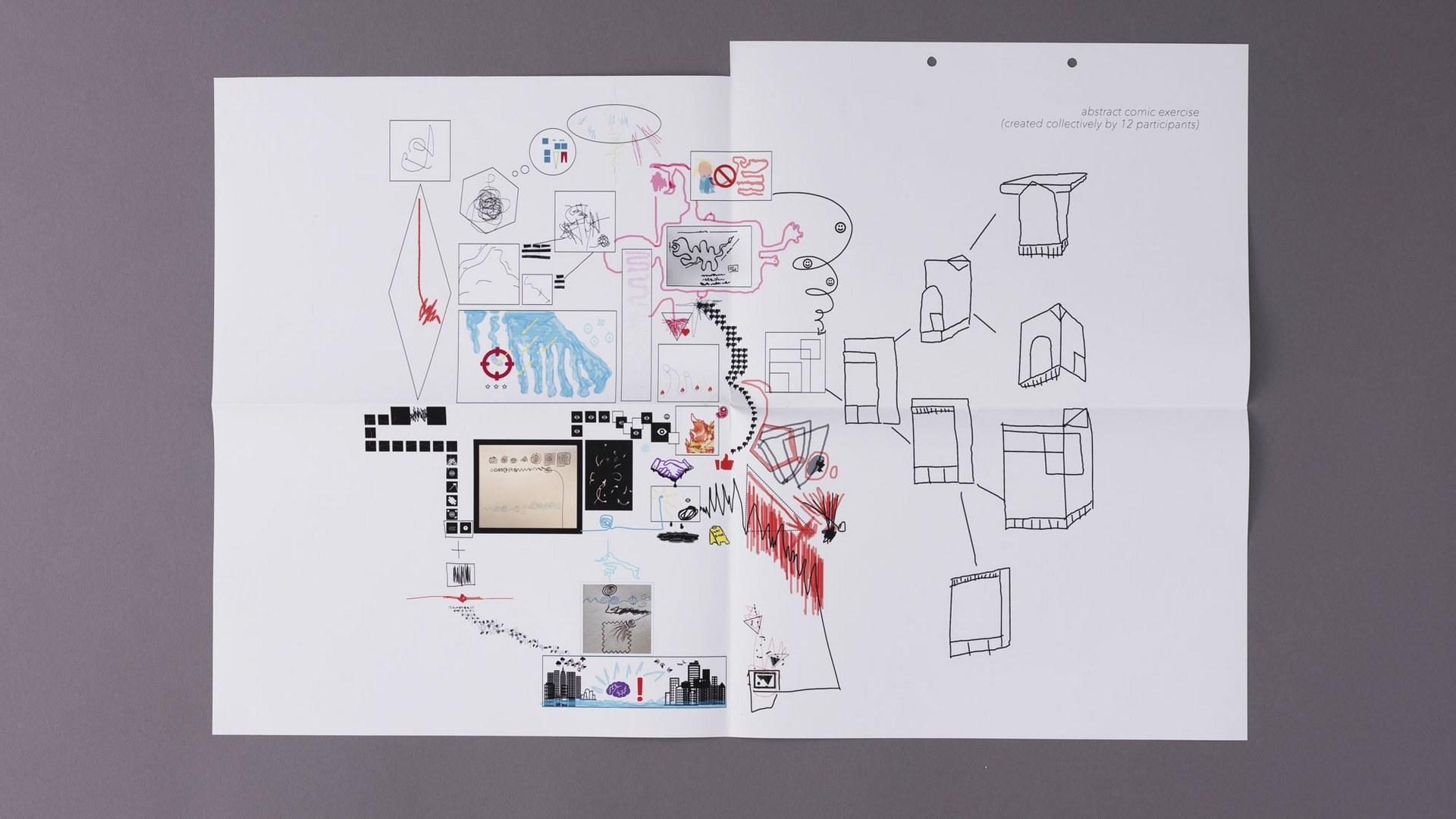 A2 poster (digital printing)