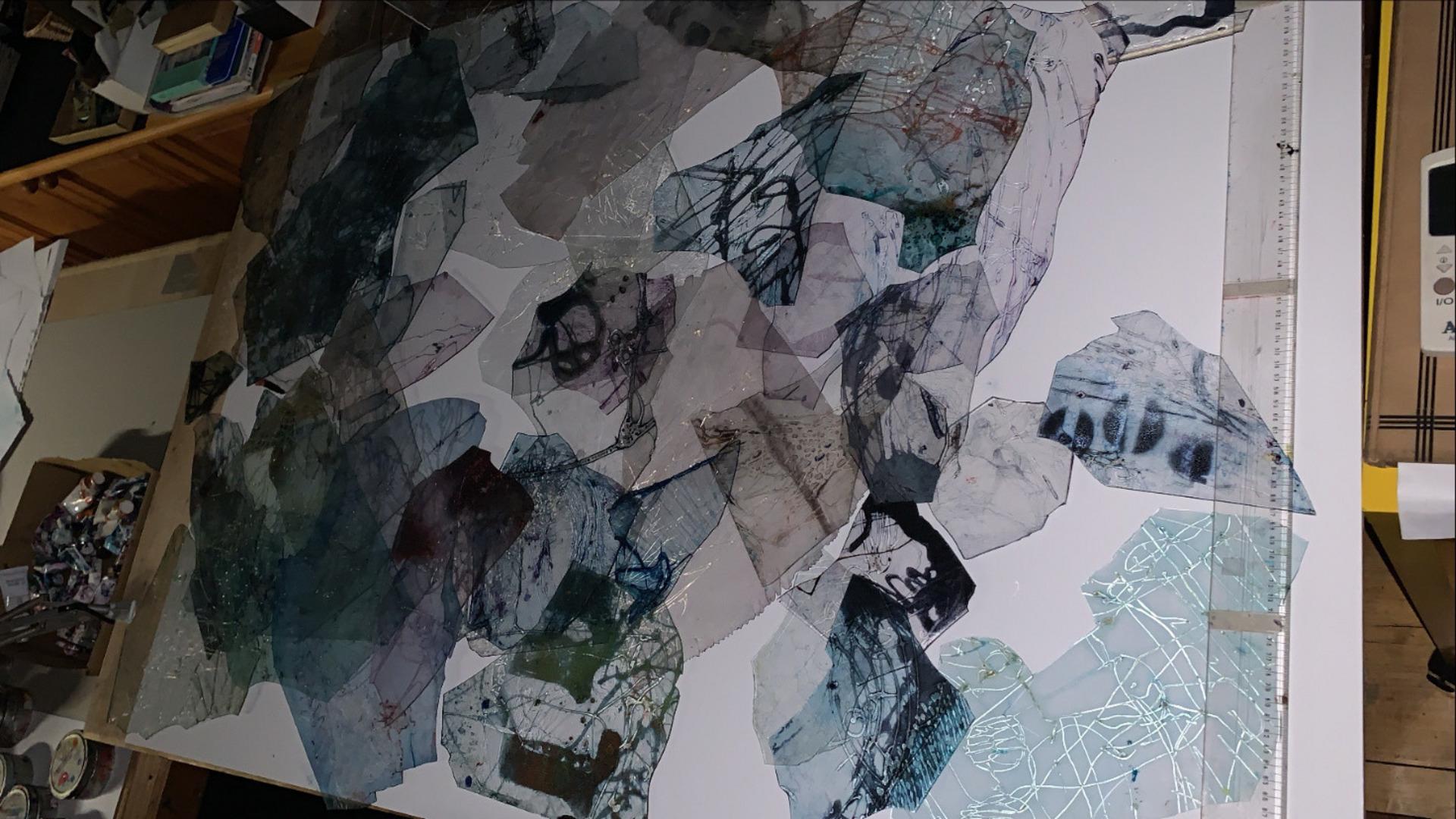 Plexiglass pieces