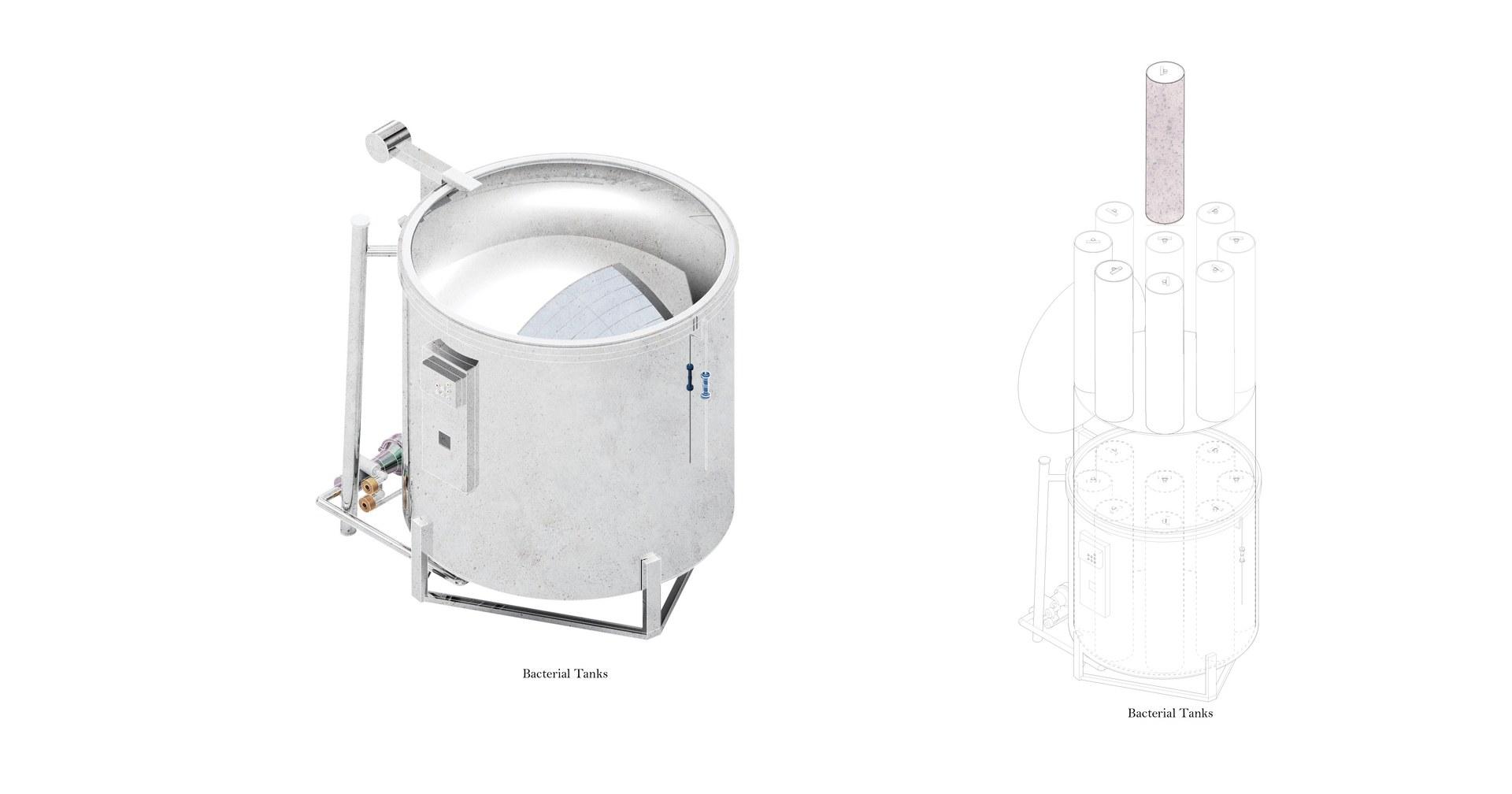 Machine (incubation tank)