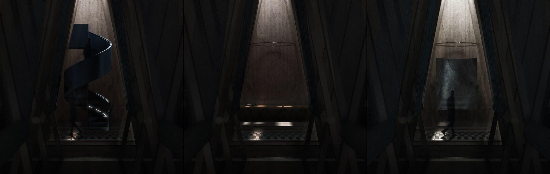 Incubation Hall/Balcony