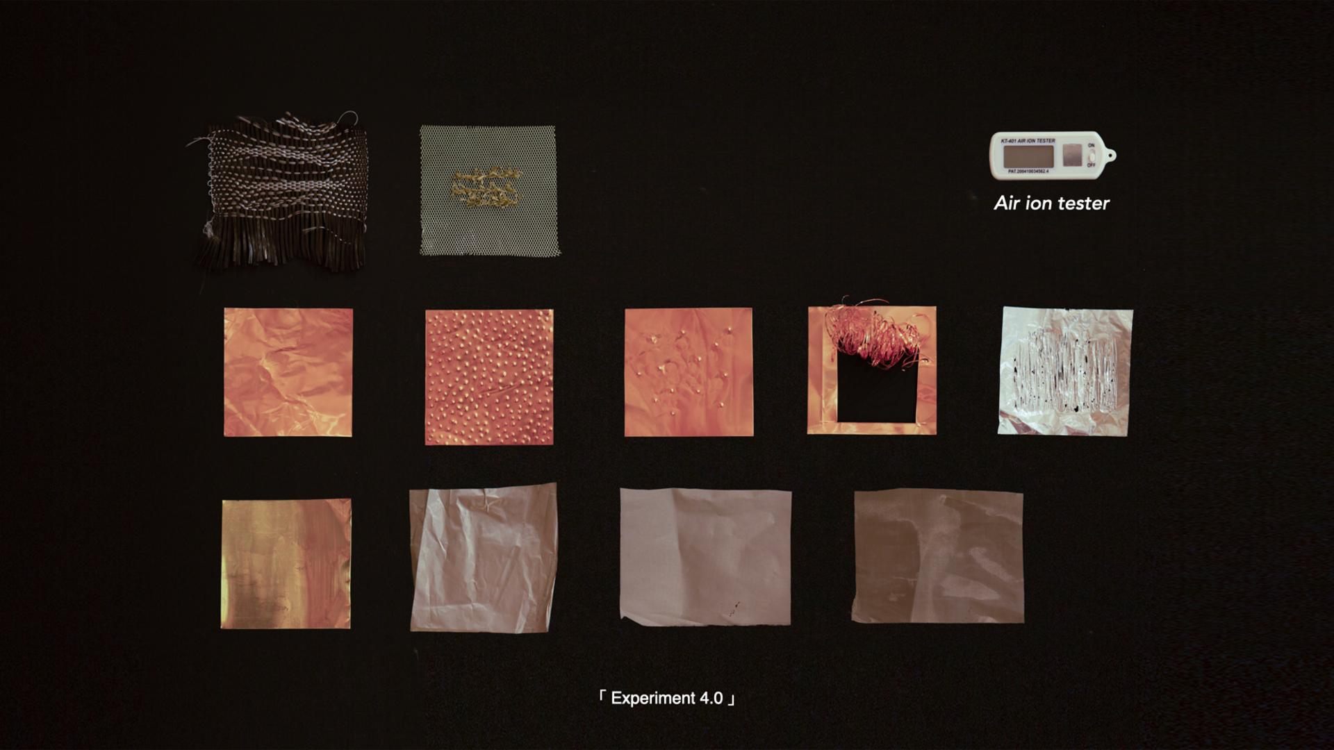 AEGIS: Material Exploration And Model-Making