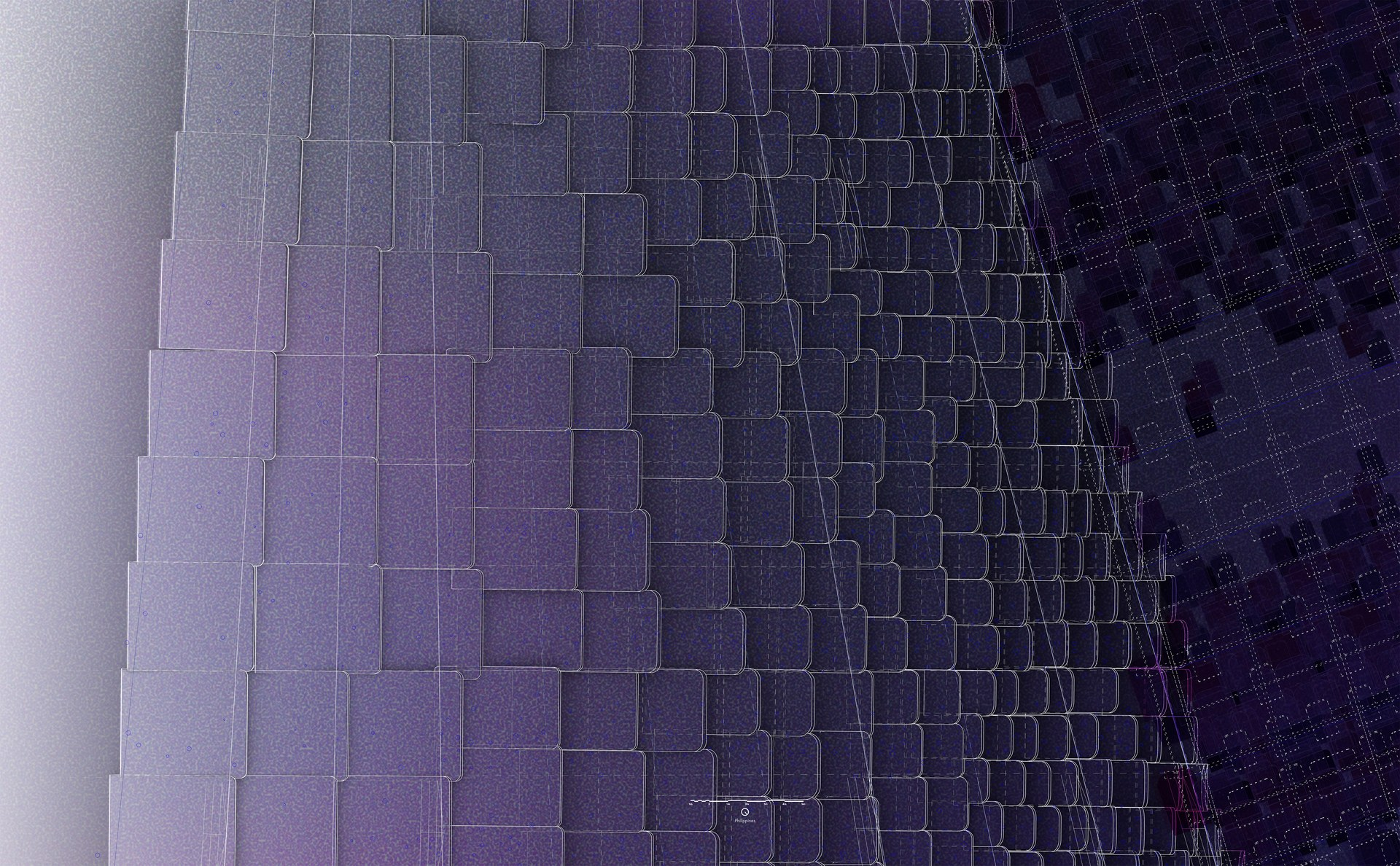 Detail fragment roof panel orientation