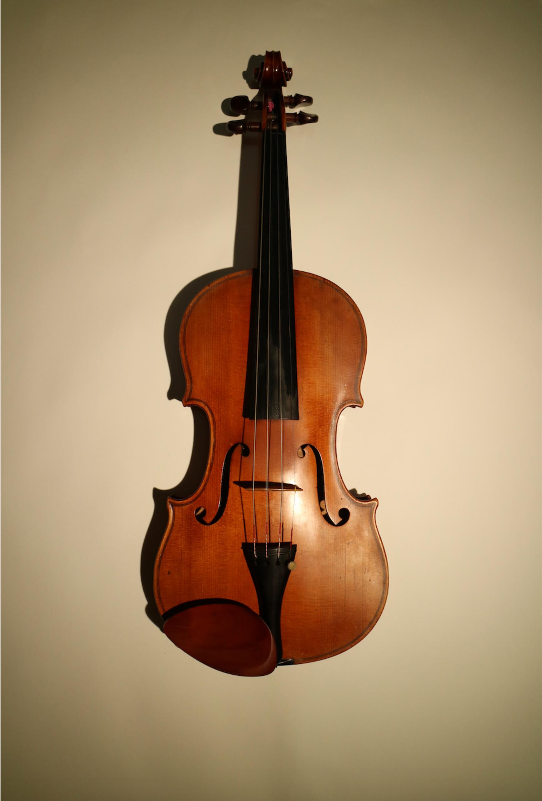 Violin, 1897