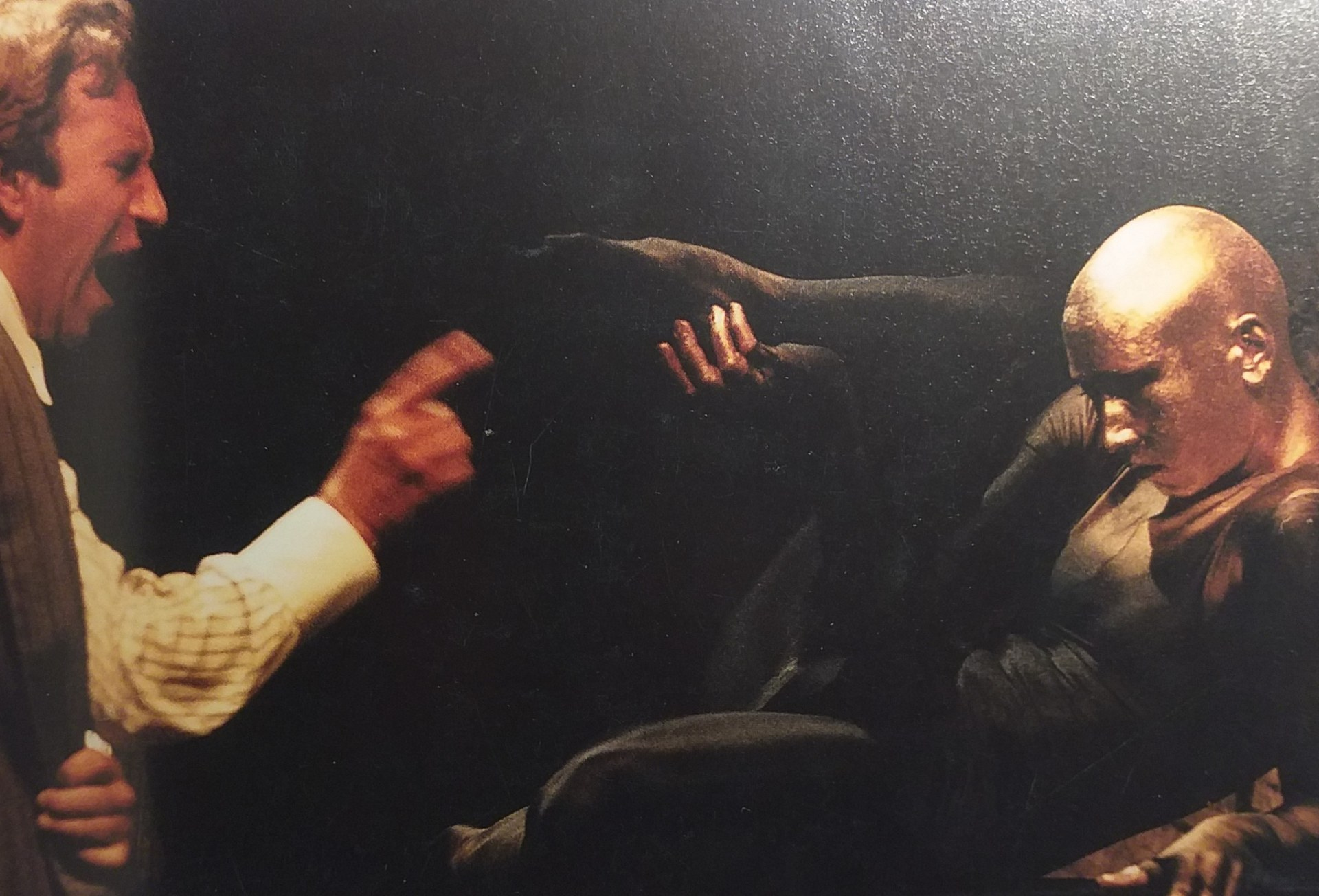 La Piovra by Witkacy translated and directed by Giovanni Pampiglione, Spoleto, 1982.