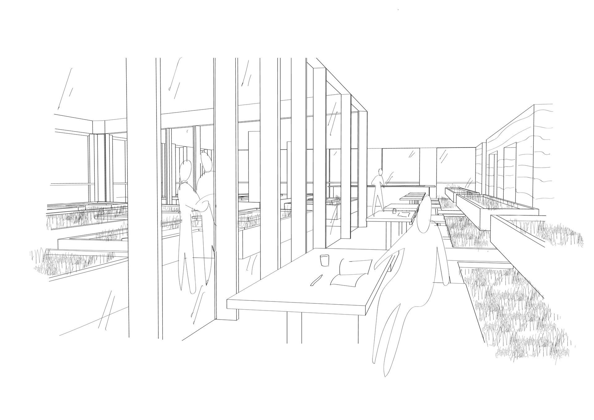 The Farm Club | Digital Sketch