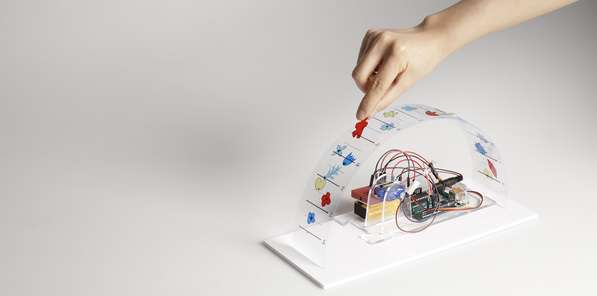 Scented Diary : self-communication device