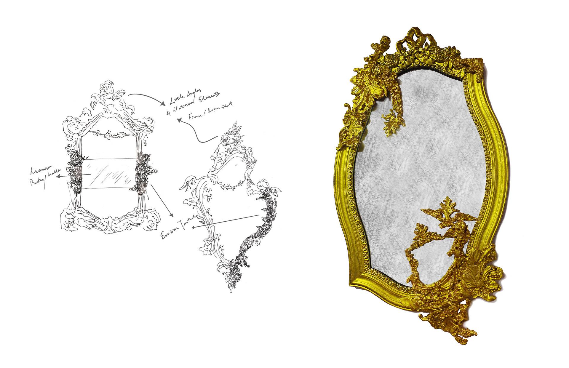 Never Full - Mirror I