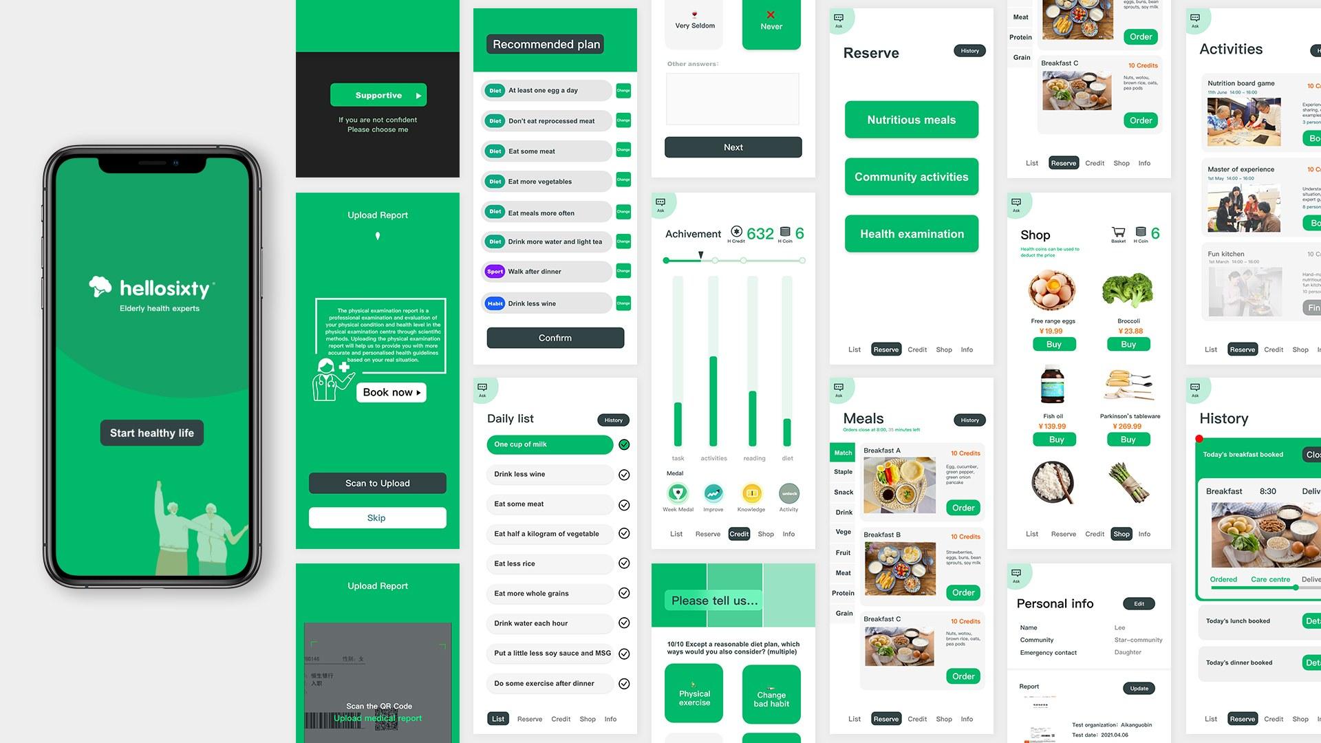 WeChat mini-programme