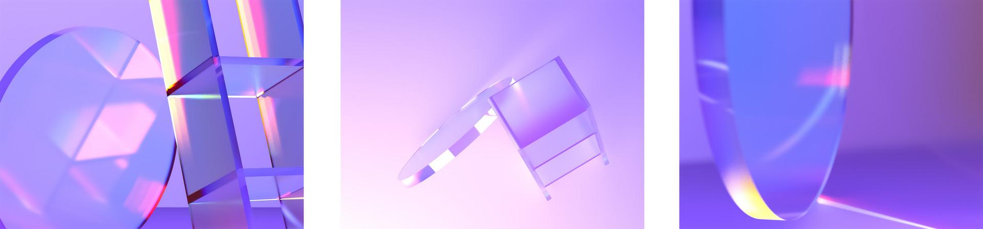 Digital Renders - Built on Cinema4D