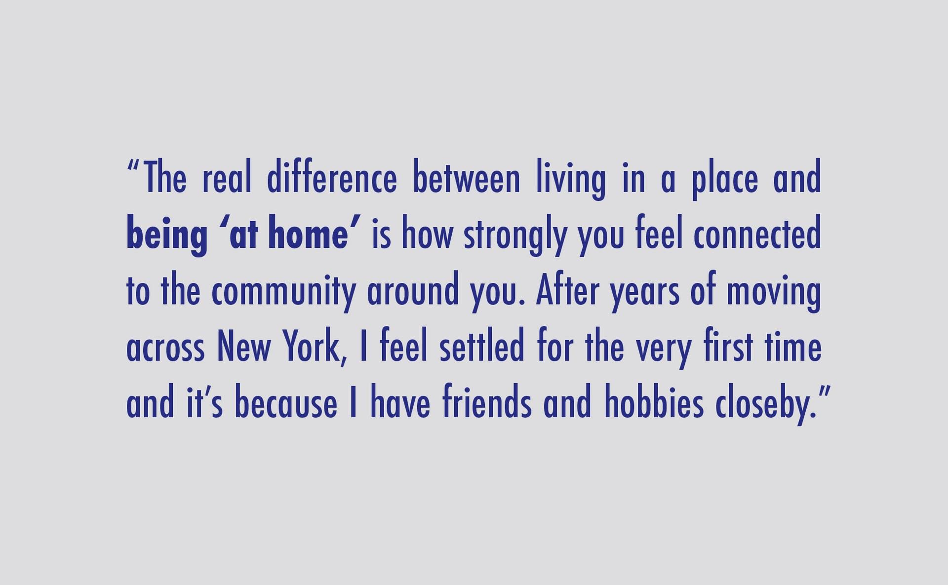 Pal makes communities feel more like home