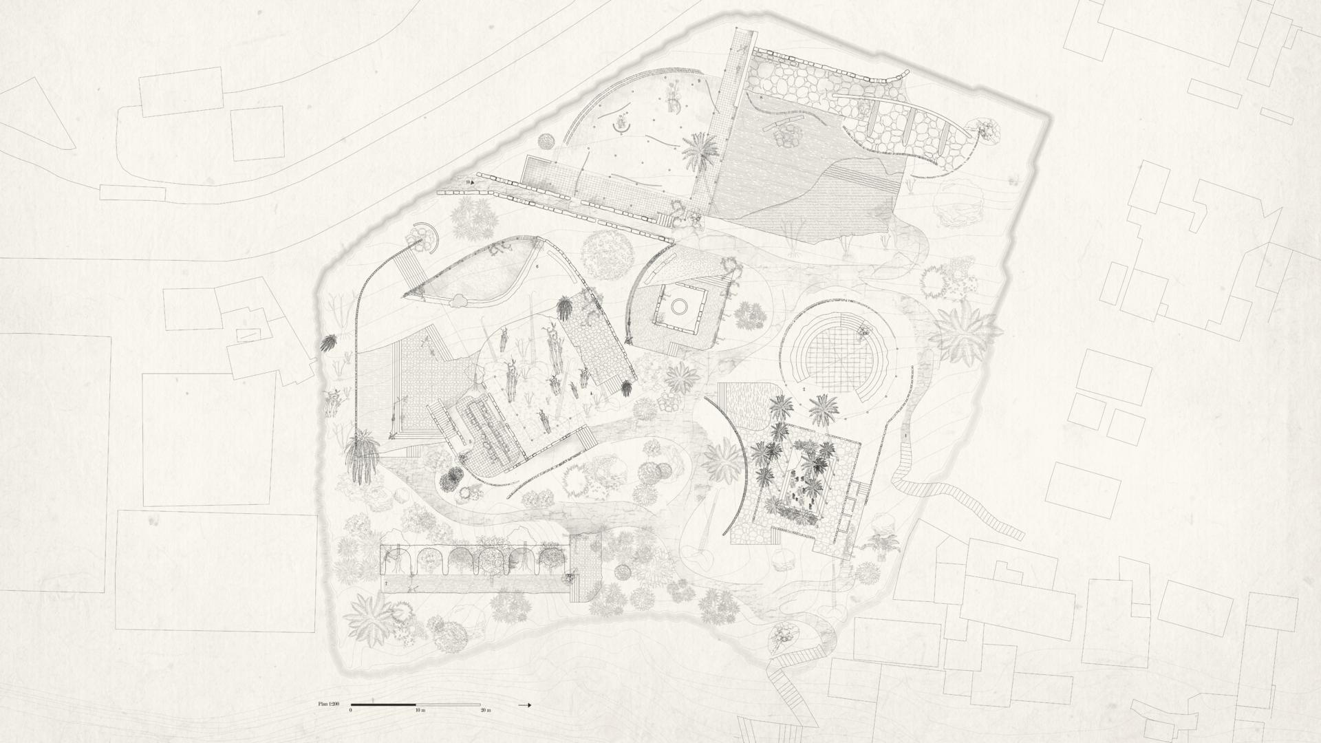 Building Plan 1:200