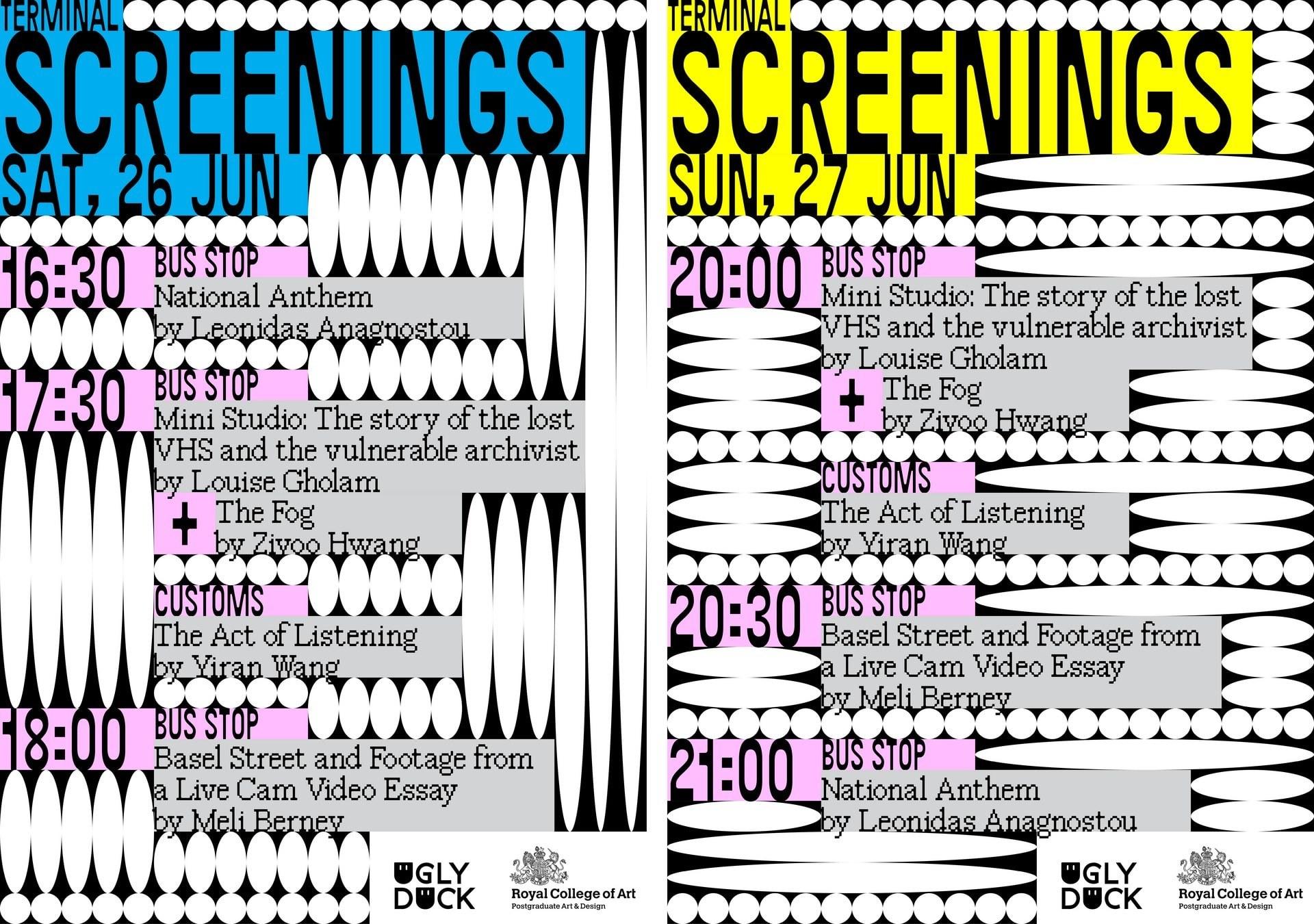 Screenings