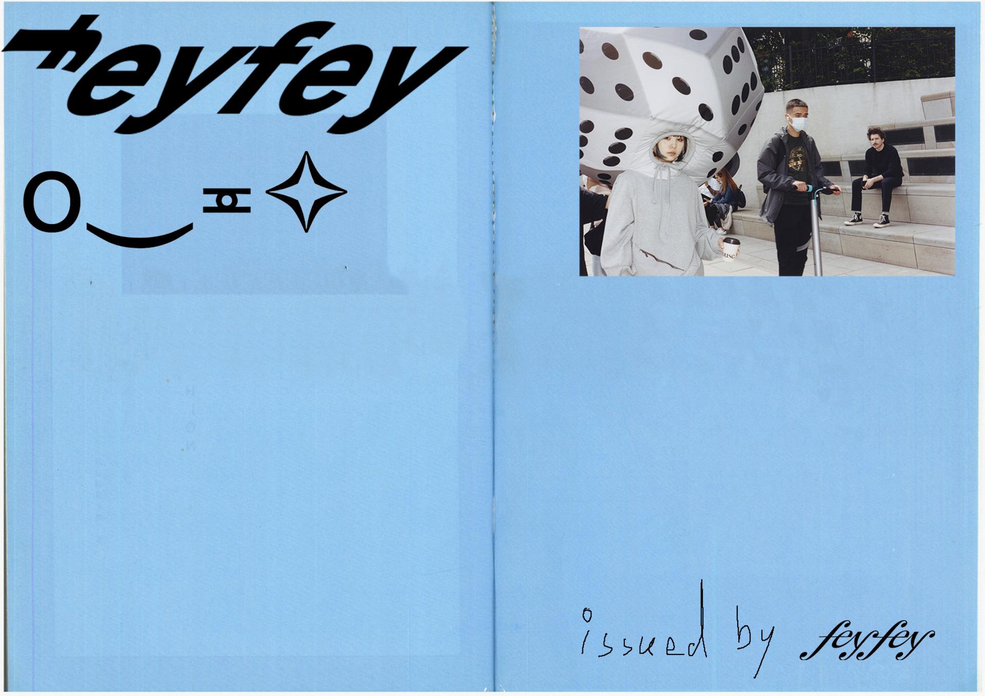 feyfey issued by feyfey