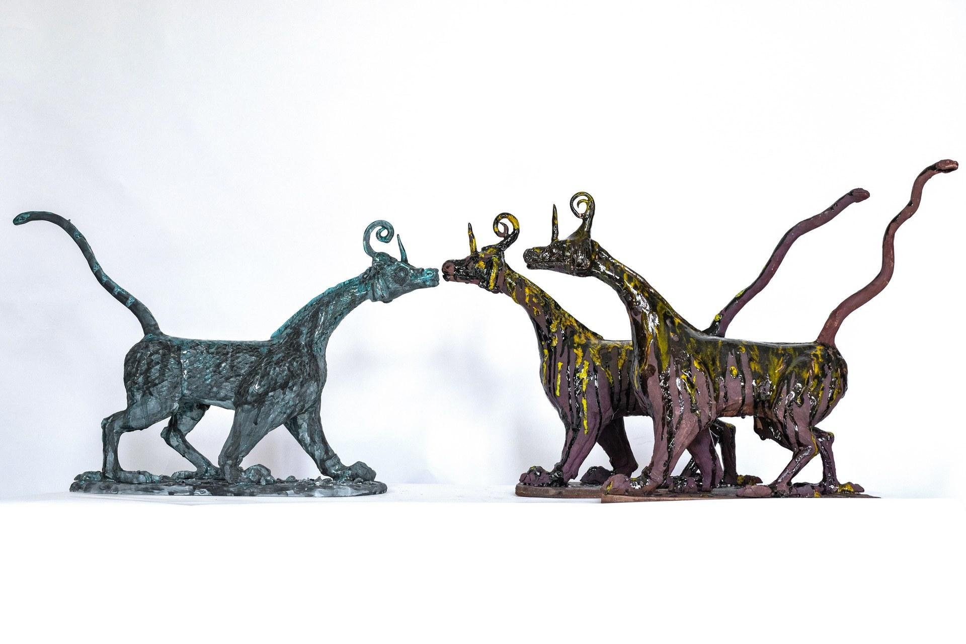 Three Beasties