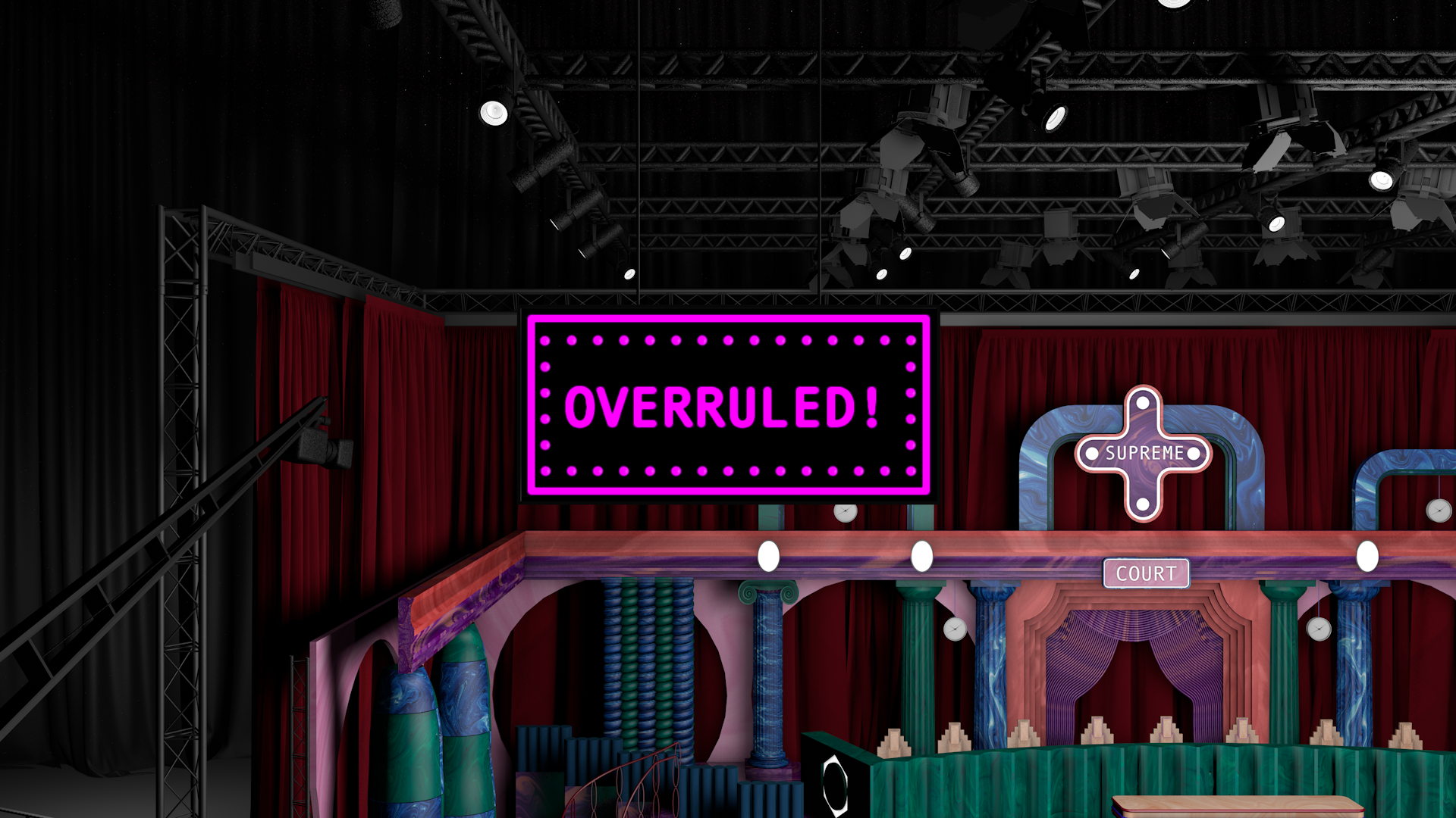 'Overruled!' - a pop catchphrase